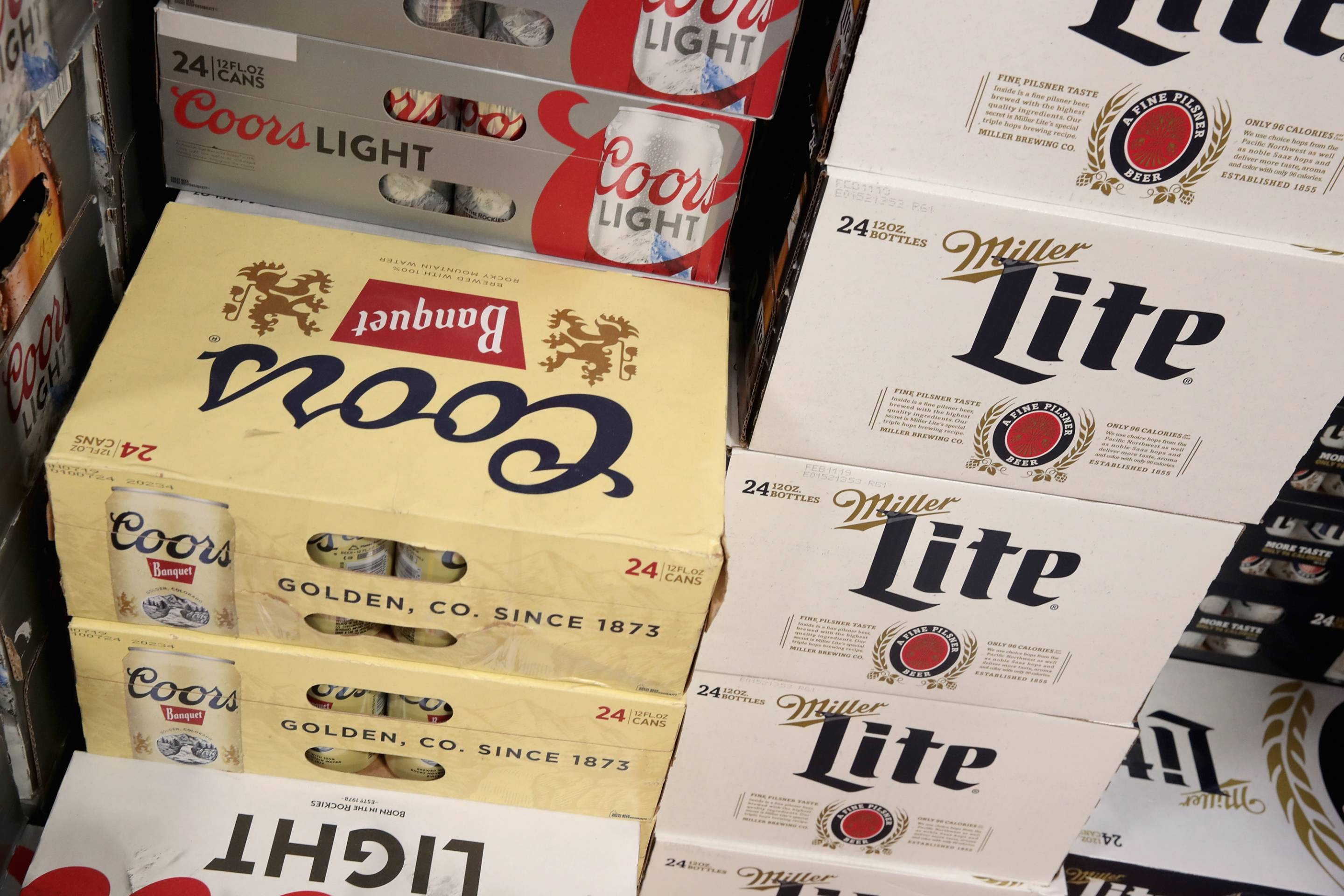 Pabst And MillerCoors Settle Contract Lawsuit That Threaten Pabst Production