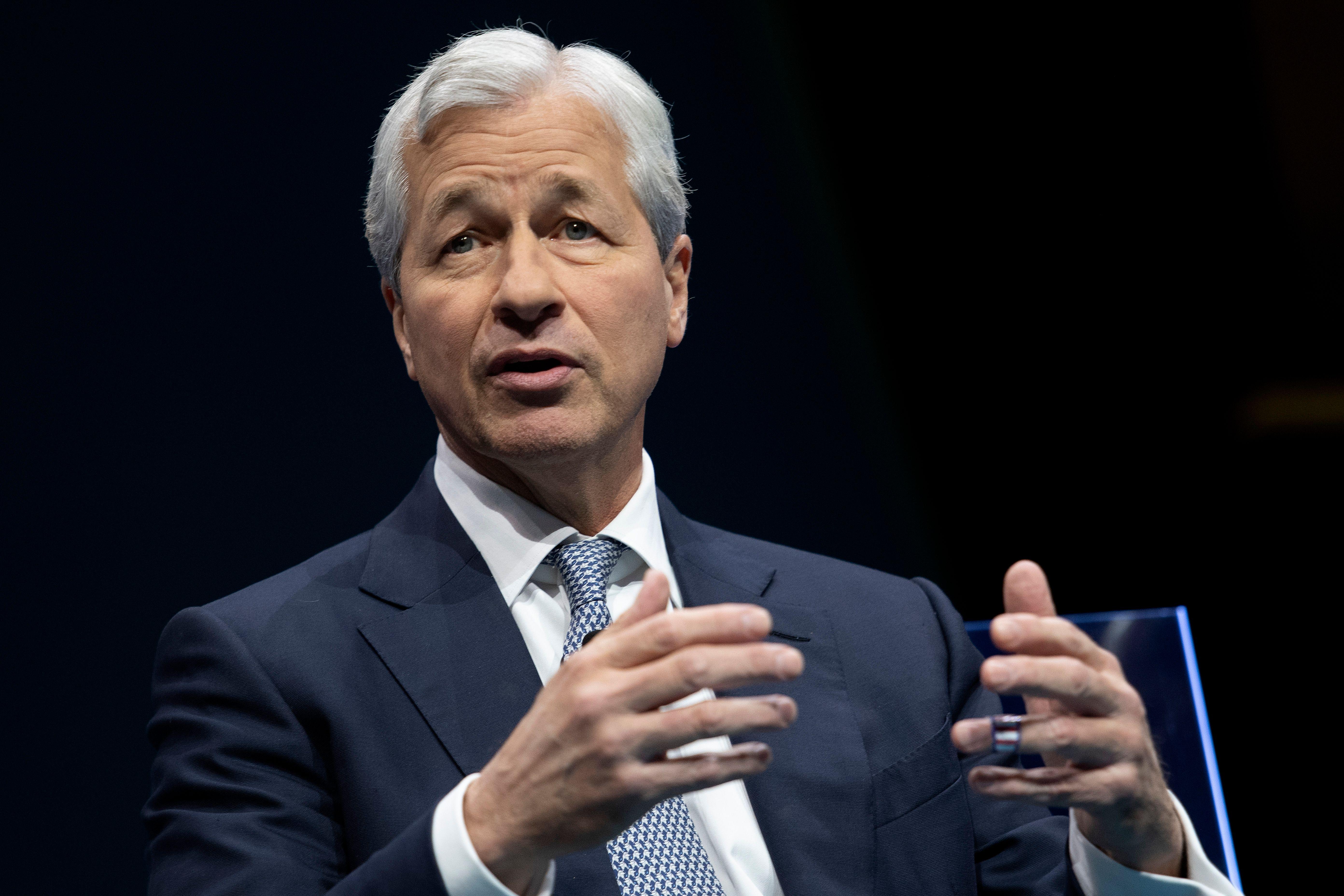 JPMorgan Chase Jamie Dimon