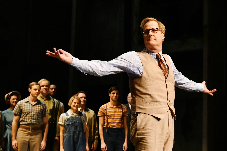 "Opening Night Of ""To Kill A Mocking Bird"" On Broadway"