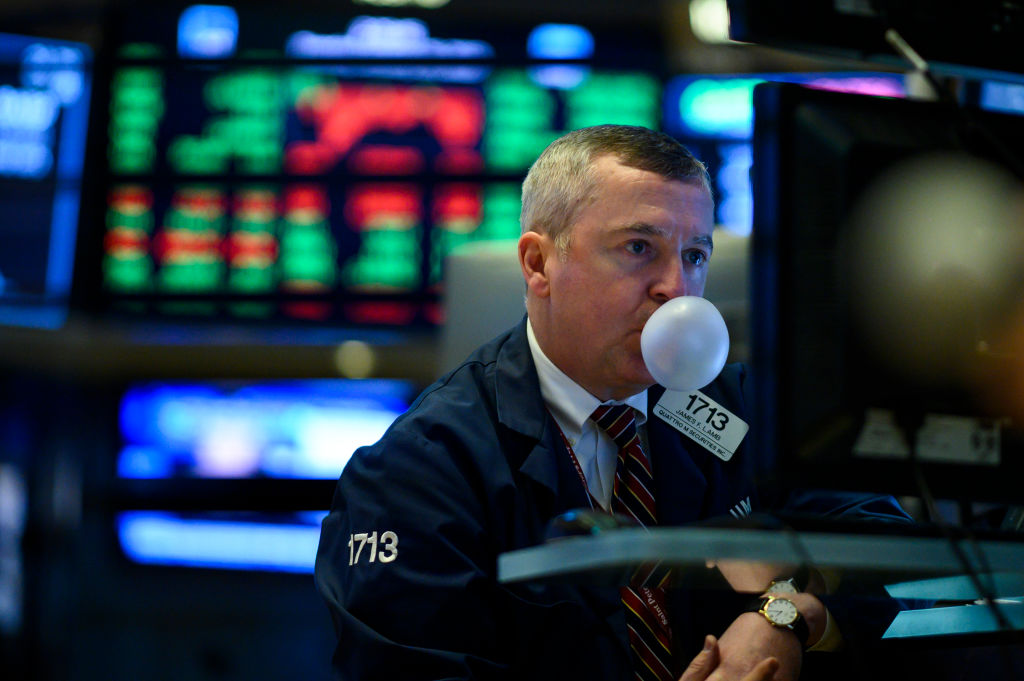 TOPSHOT-US-STOCK-MARKETS-CLOSE