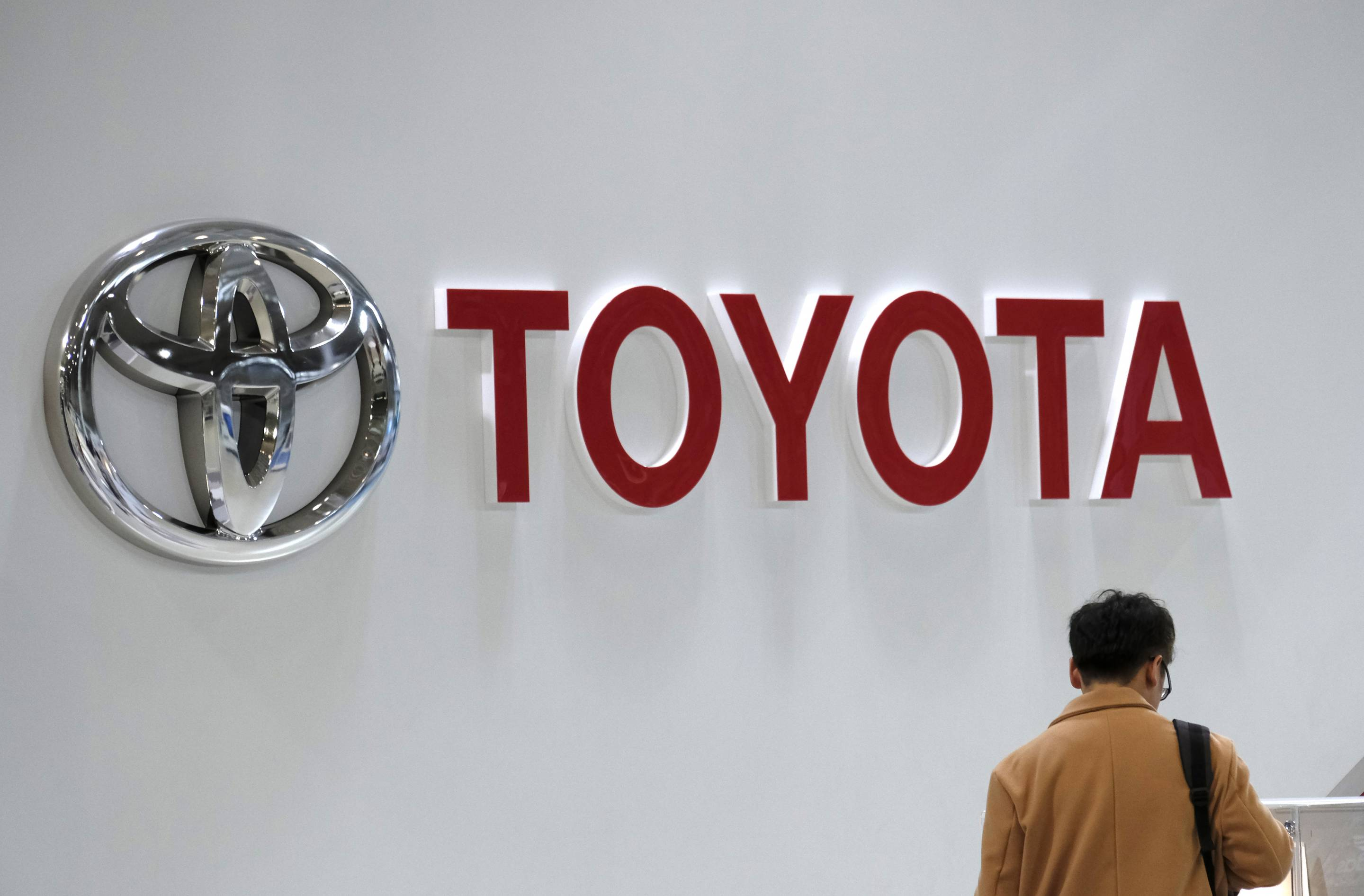 JAPAN-AUTOMOBILE-COMPANY-TOYOTA-EARNINGS