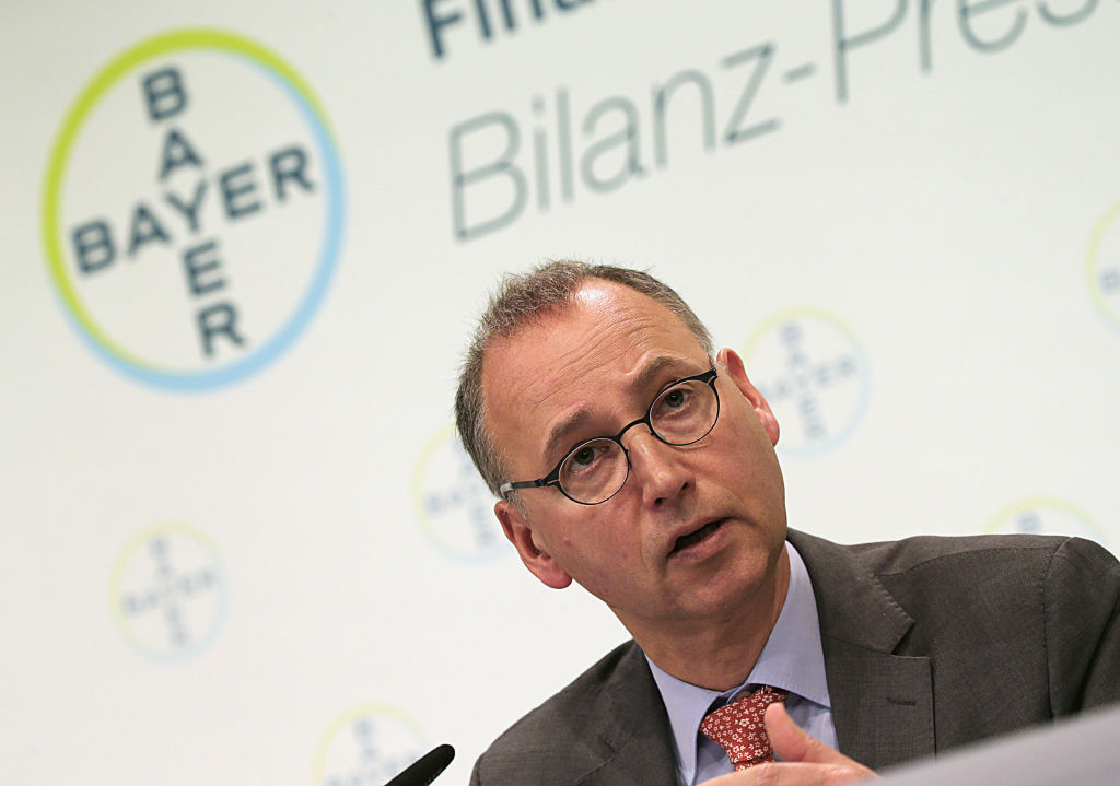 Bayer - Annual Figures