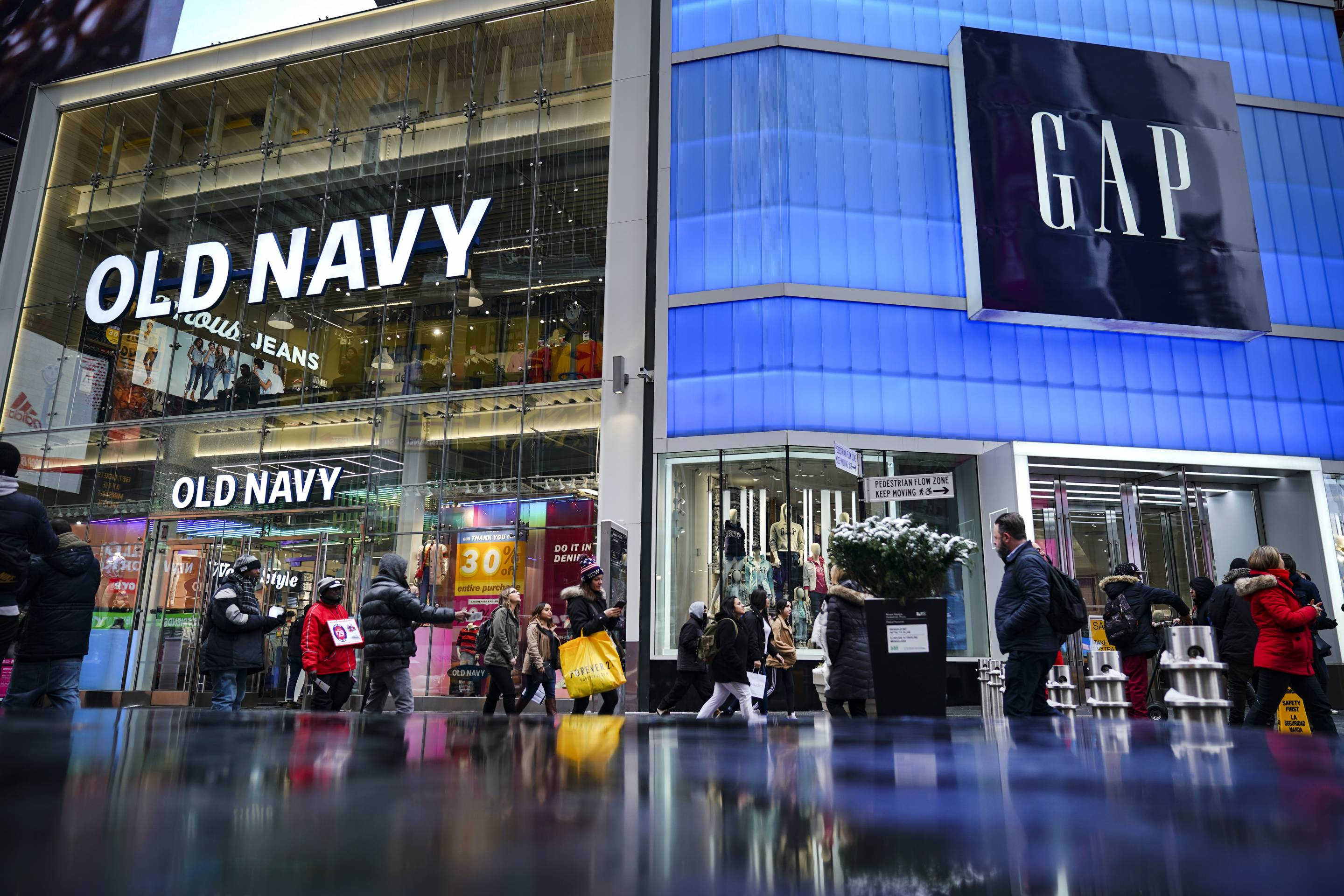 Gap Inc To Split Old Navy Into Separate Publicly Traded Company