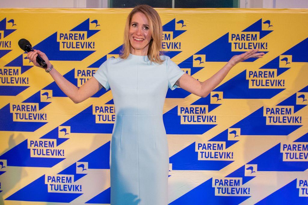 ESTONIA-VOTE-KALLAS