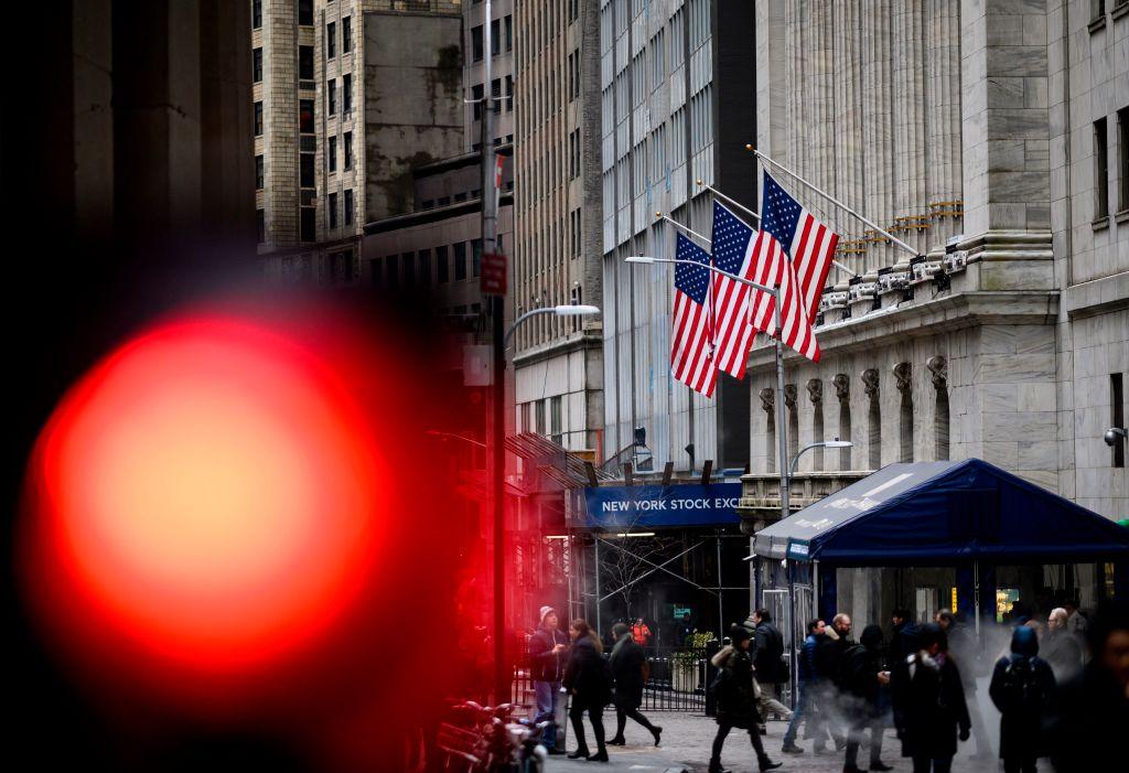US-ECONOMY-STOCK