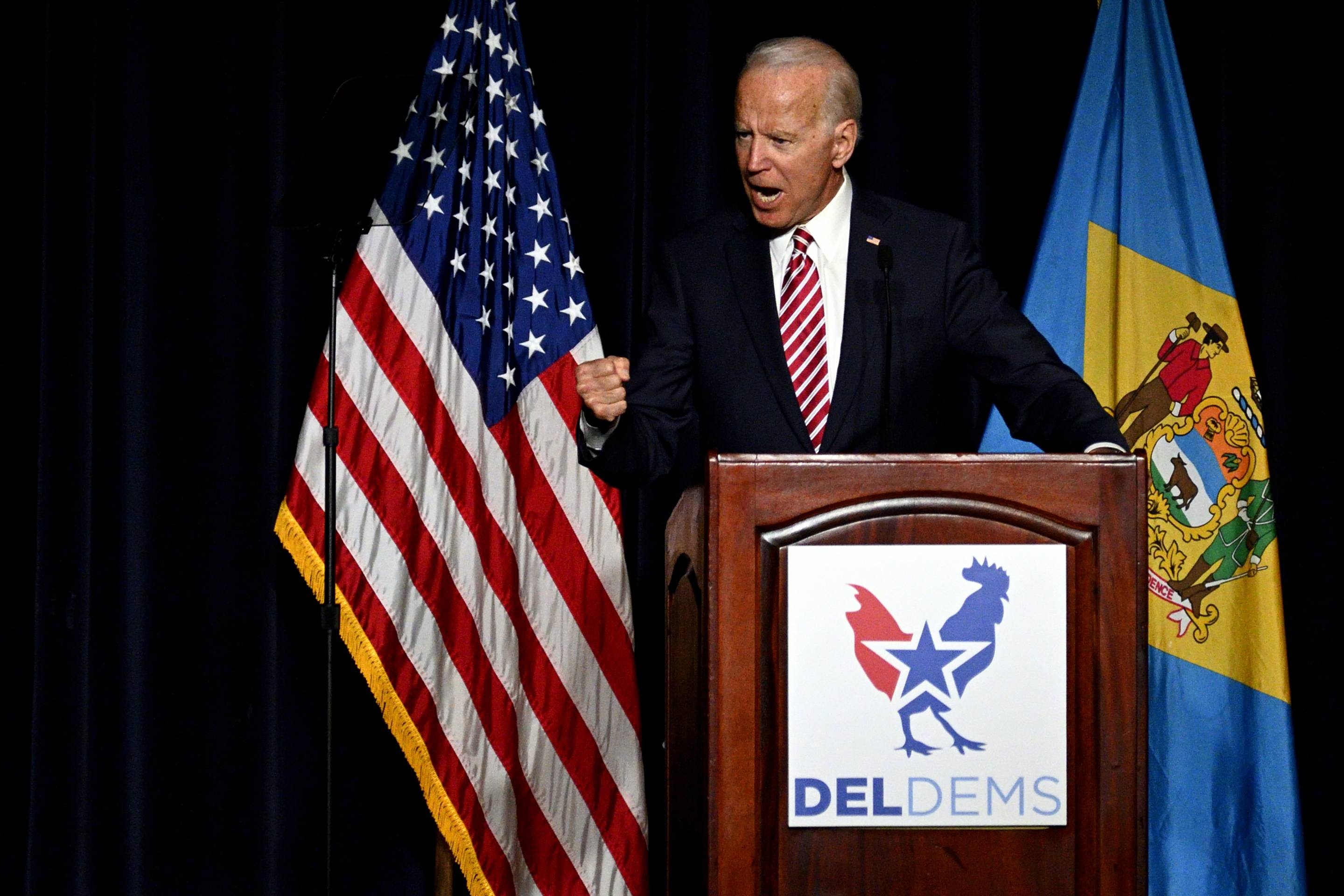 DE: Former Vice President Joe Biden Keynotes First State Democratic Dinner