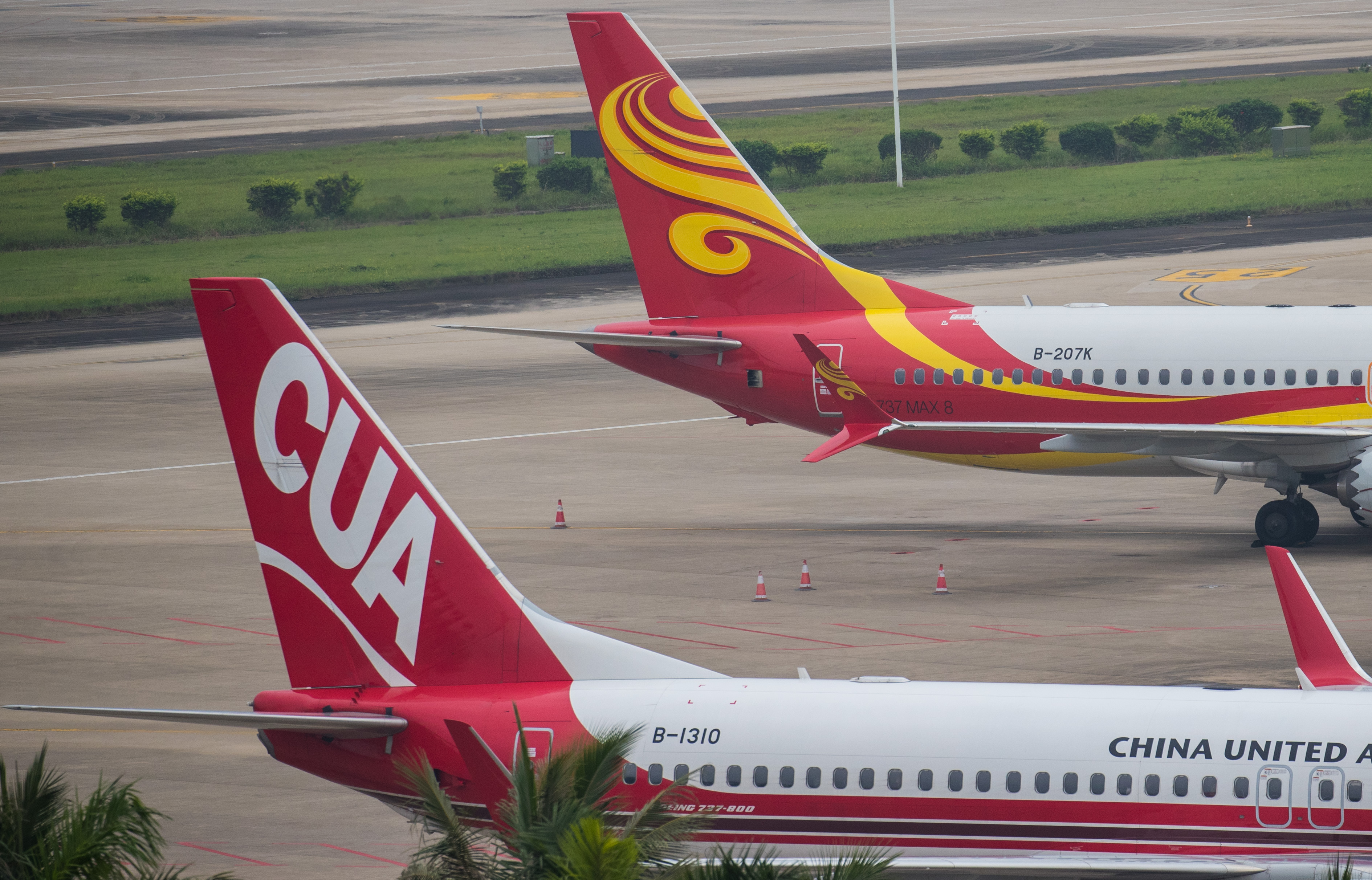 Chinese Airlines Ordered To Suspend Boeing 737 Max Airplanes