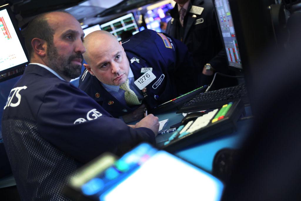 Dow Jones Industrial Average Drops Over 400 Points
