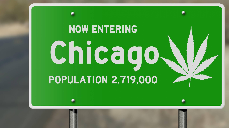 Chicago Illinois and marijuana laws