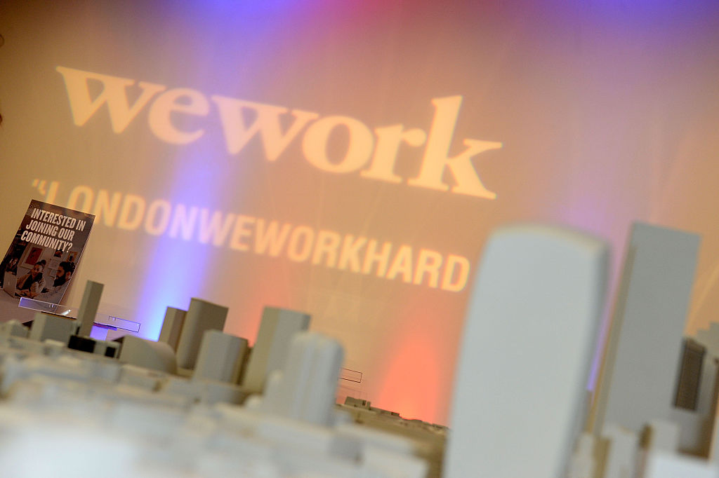 WeWork London Launch Party
