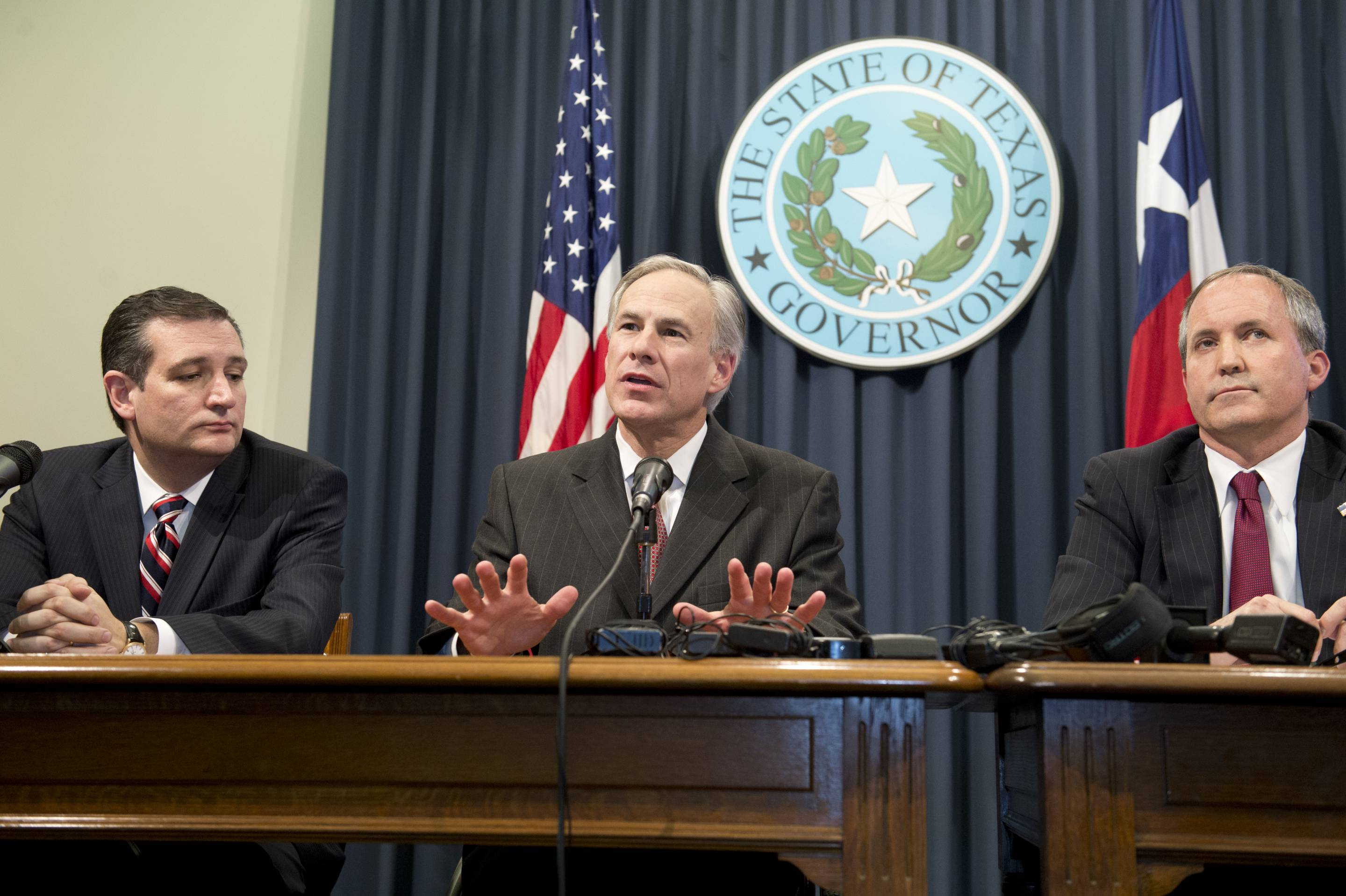 Texas AG Ken Paxton Indicted