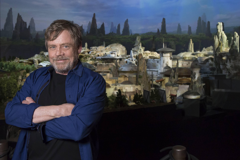 Mark Hamill Star Wars Disney