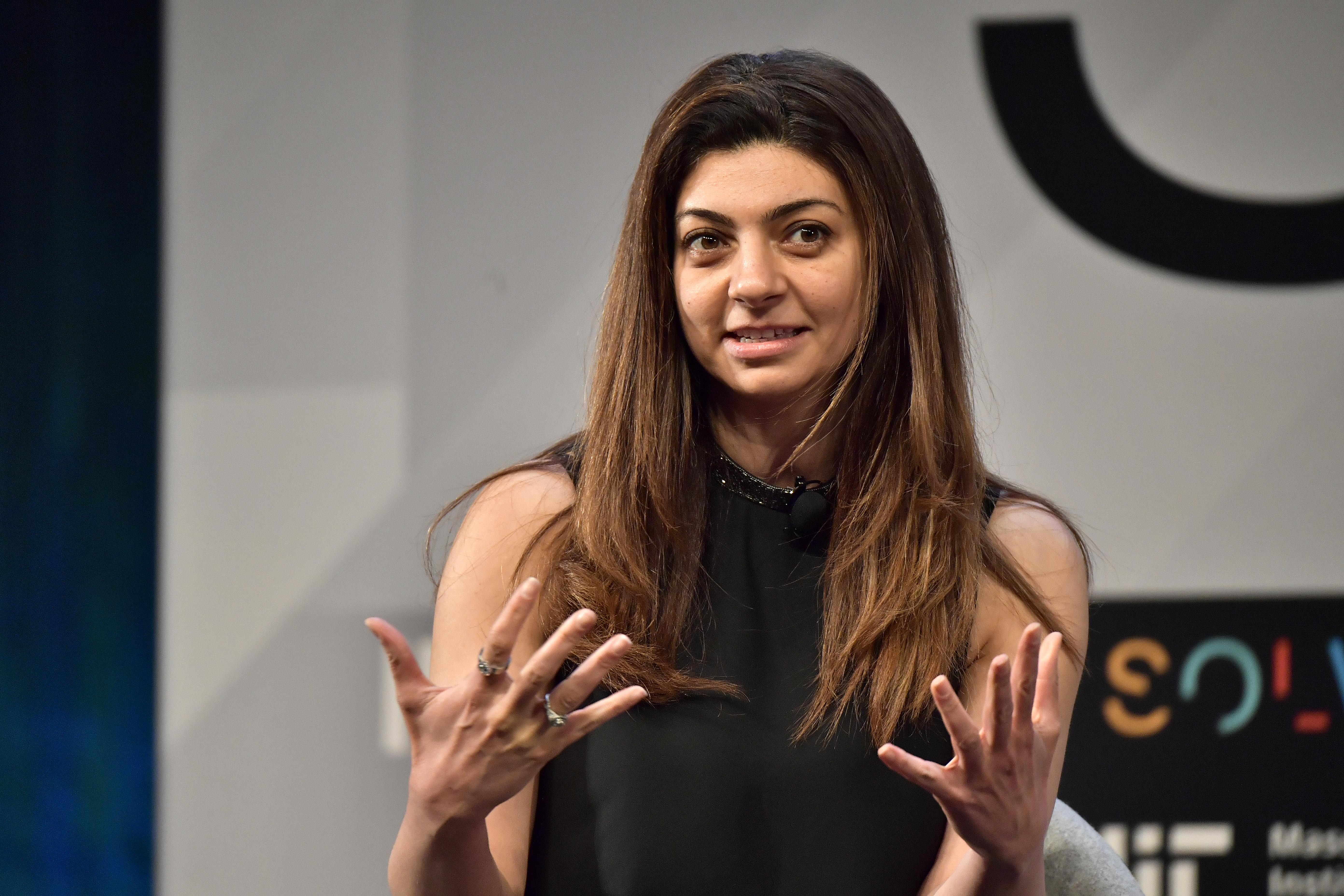 Affectiva CEO Rana el Kaliouby