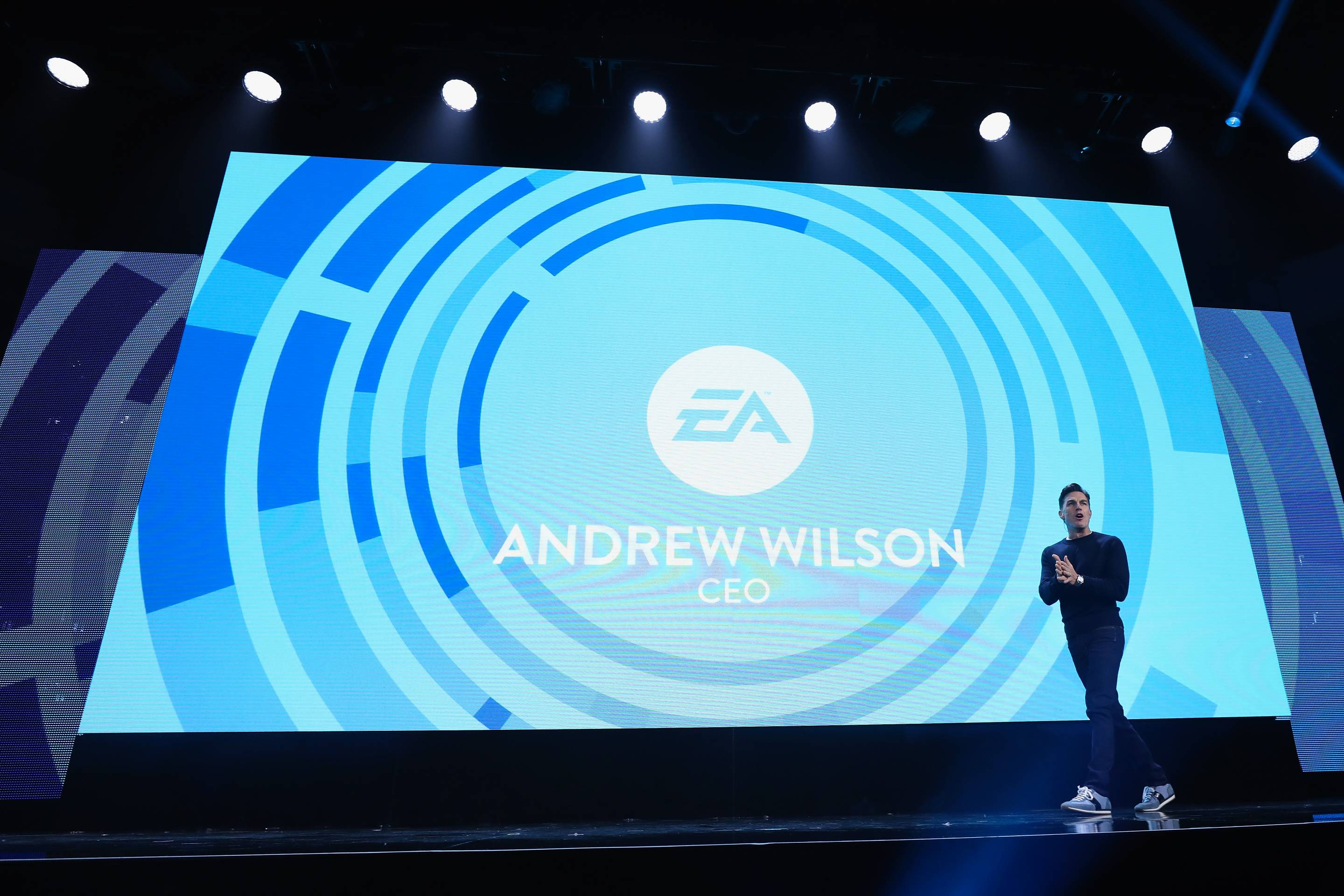Game Maker Electronic Arts Holds Annual Event At E3 Industry Event In Los Angeles
