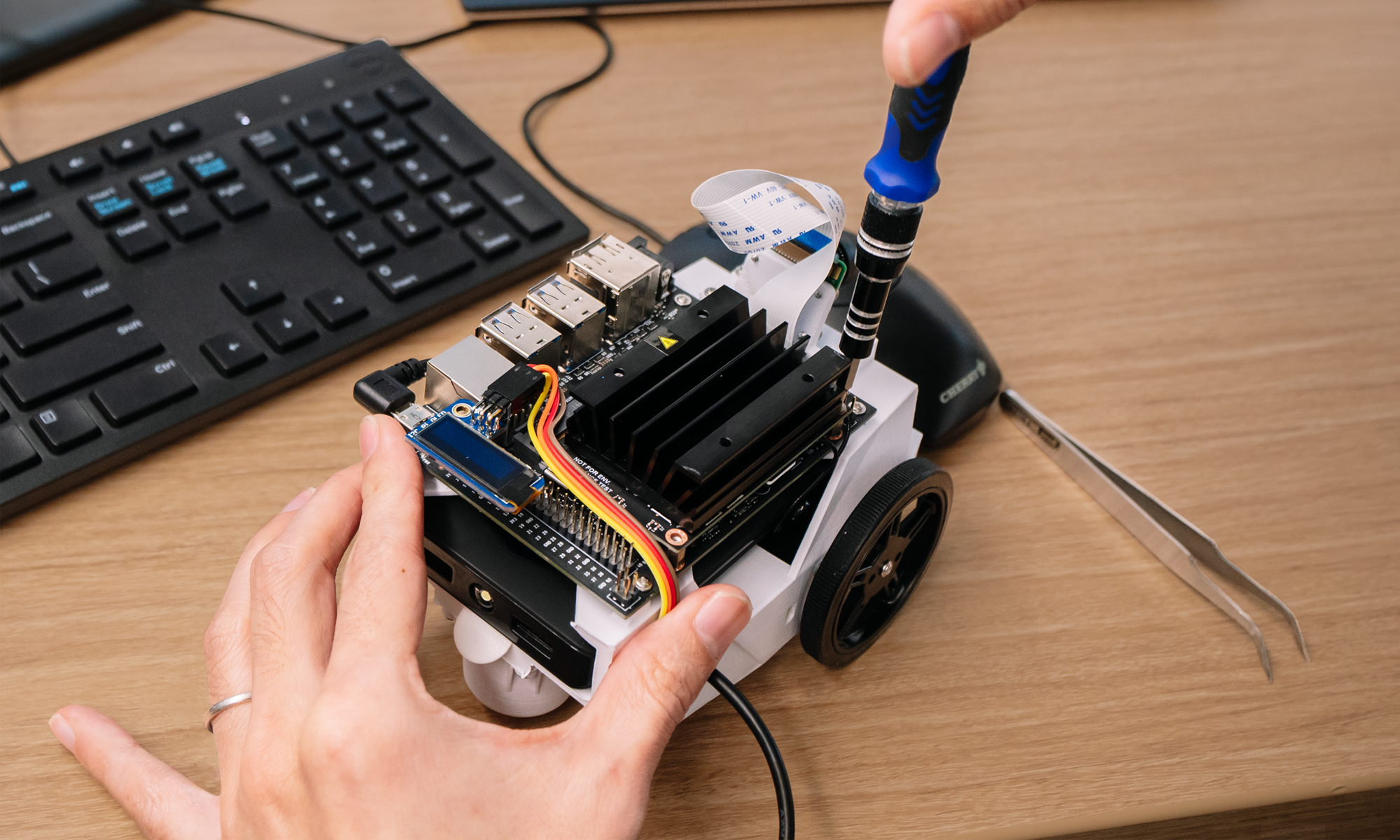 Nvidia's new $99 Jetson Nano computer