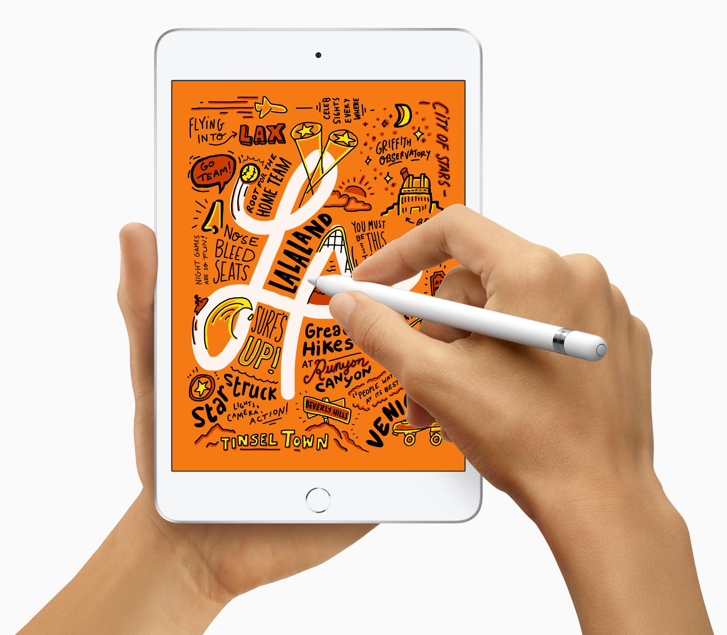 New-iPad-Mini-and-supports-Apple-Pencil-03192019