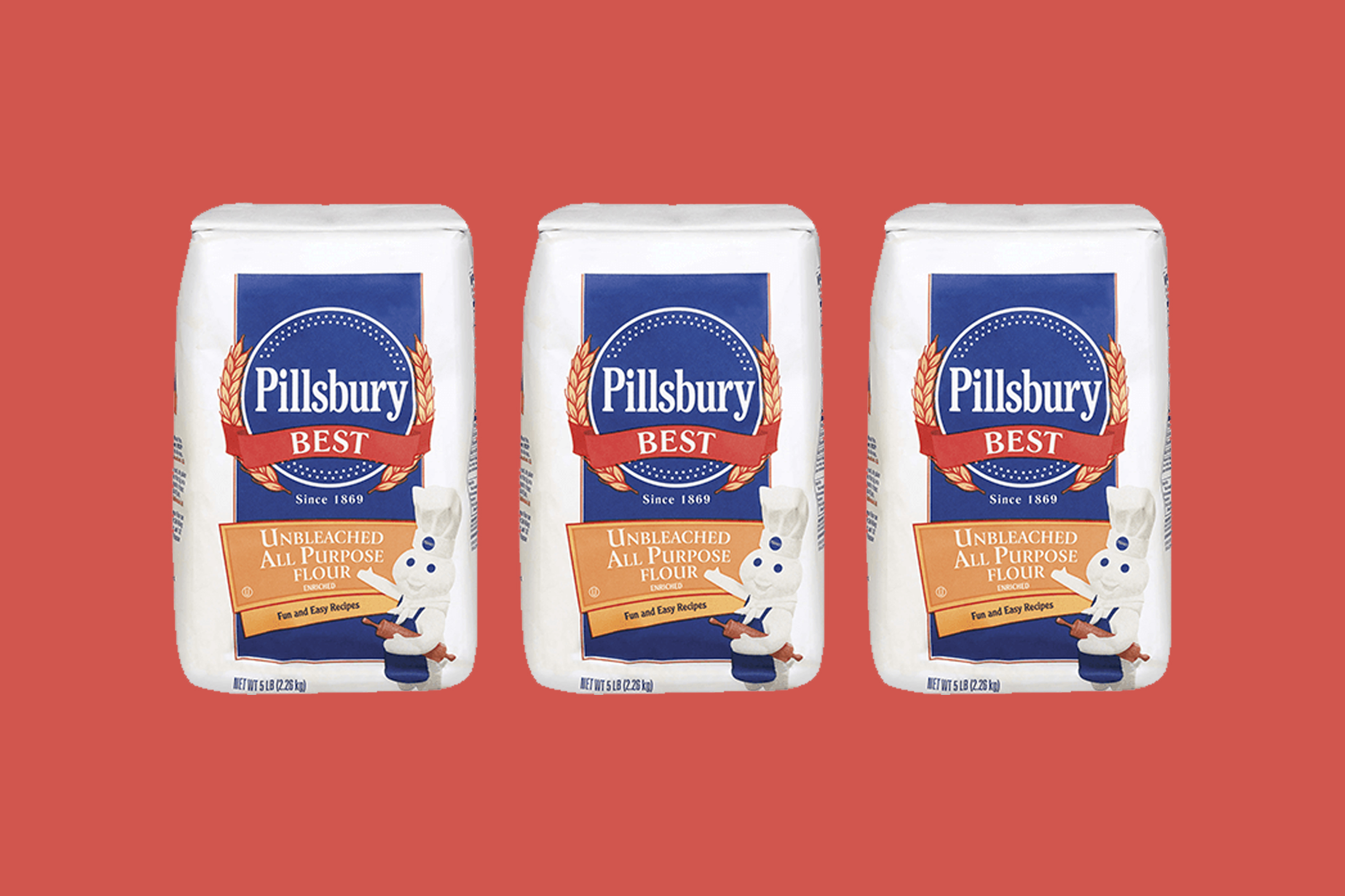 pillsbury unbleached all purpose flour recall