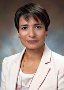 Formal Portrait of Maria Rivas