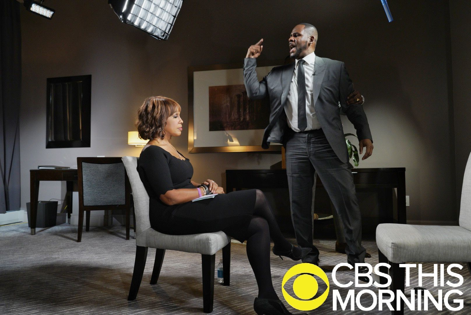 R Kelly interview CBS This Morning