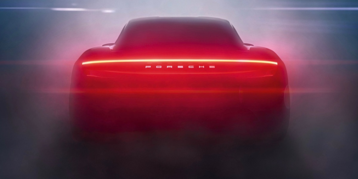 Porsche To Build All-Electric Taycan Crossover In 2020 | Fortune