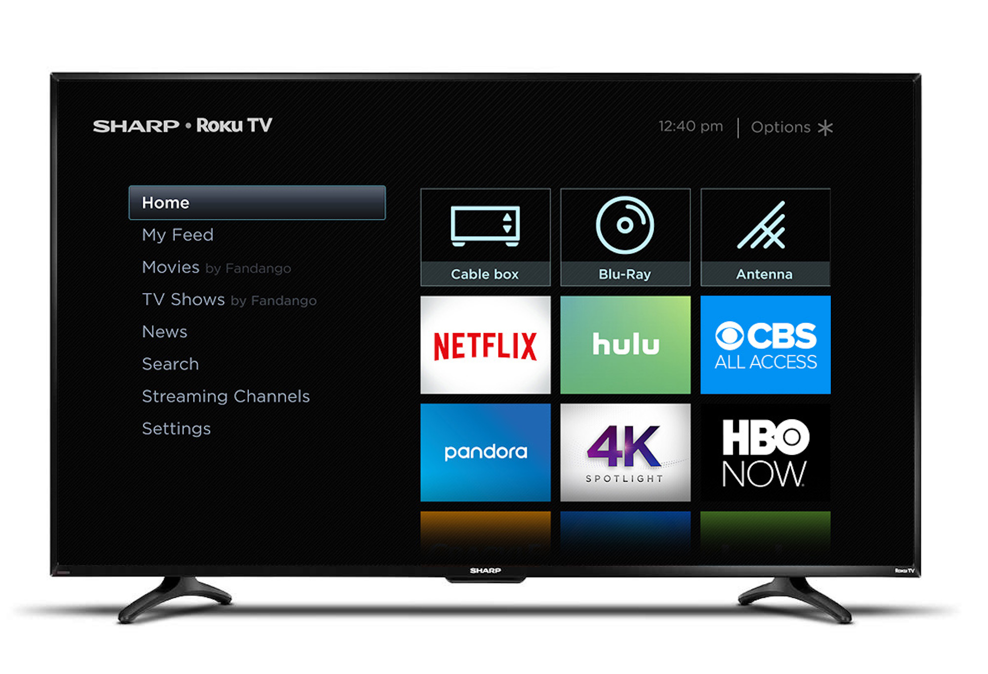 Roku's stock rose 4% on a MacRumors report of talks with Apple to integrate Airplay 2 into Roku players ahead of Apple's planned TV service.