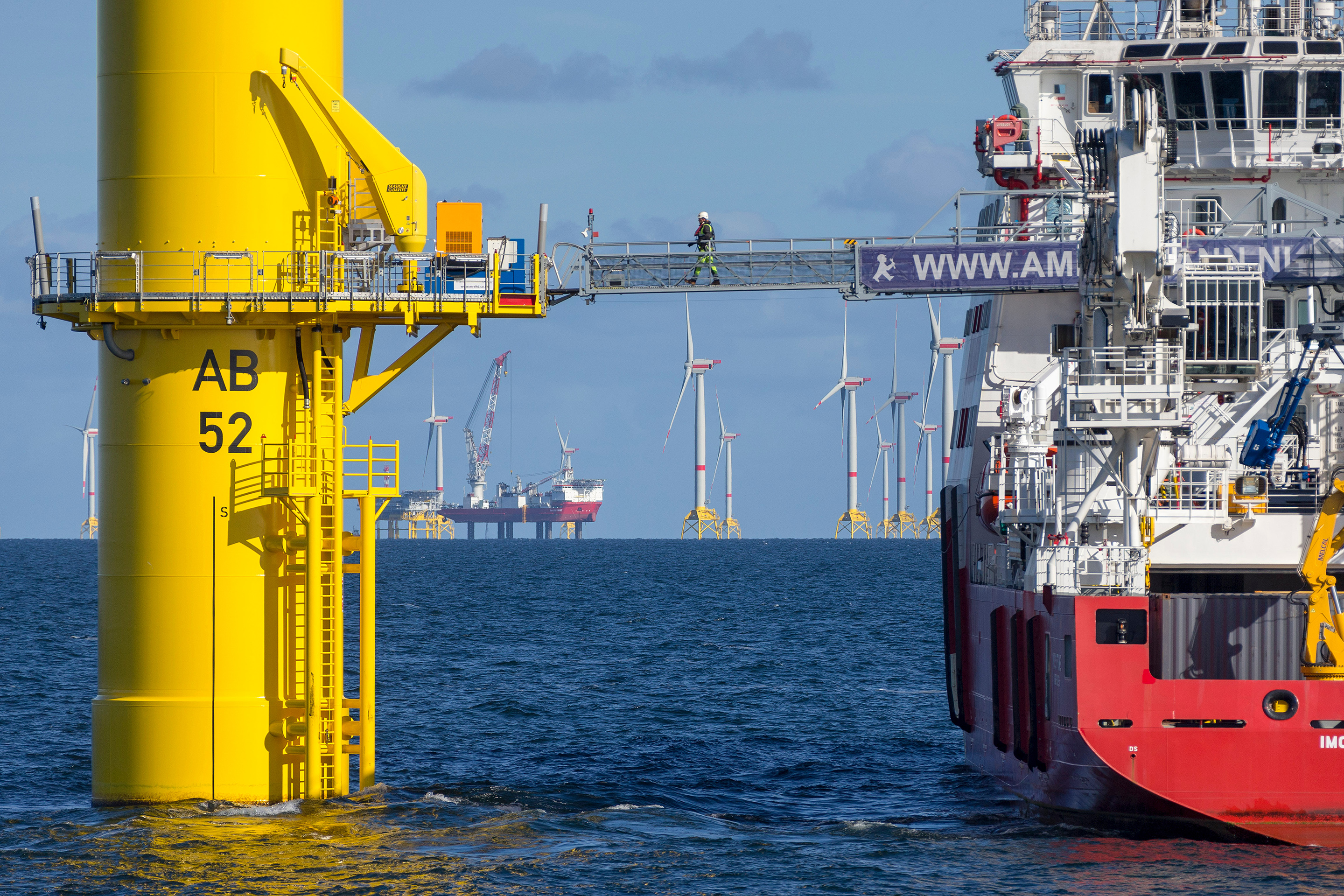 Arkona Offshore Wind Farm