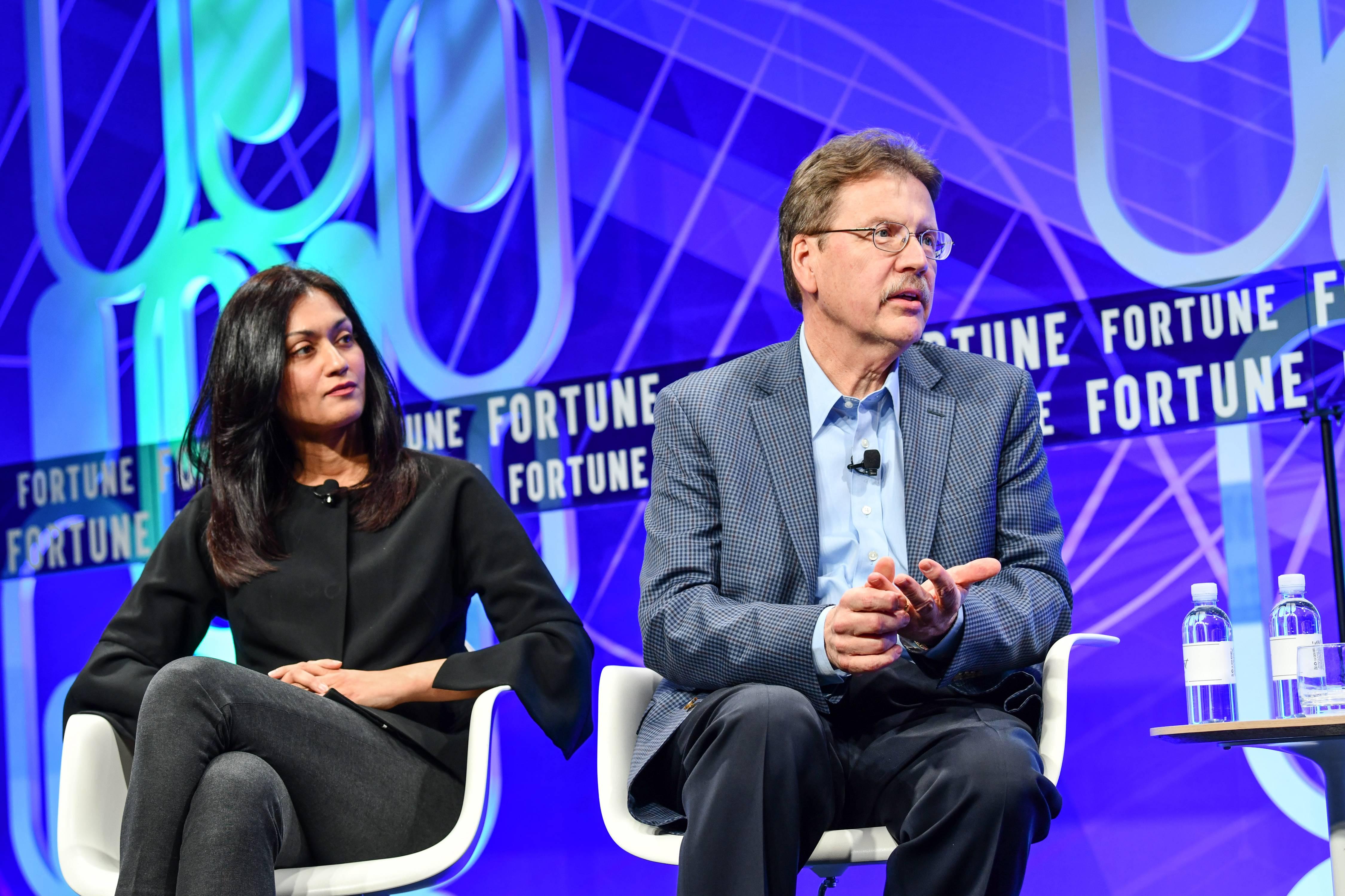 Healthcare in AI Fortune Brainstorm Health