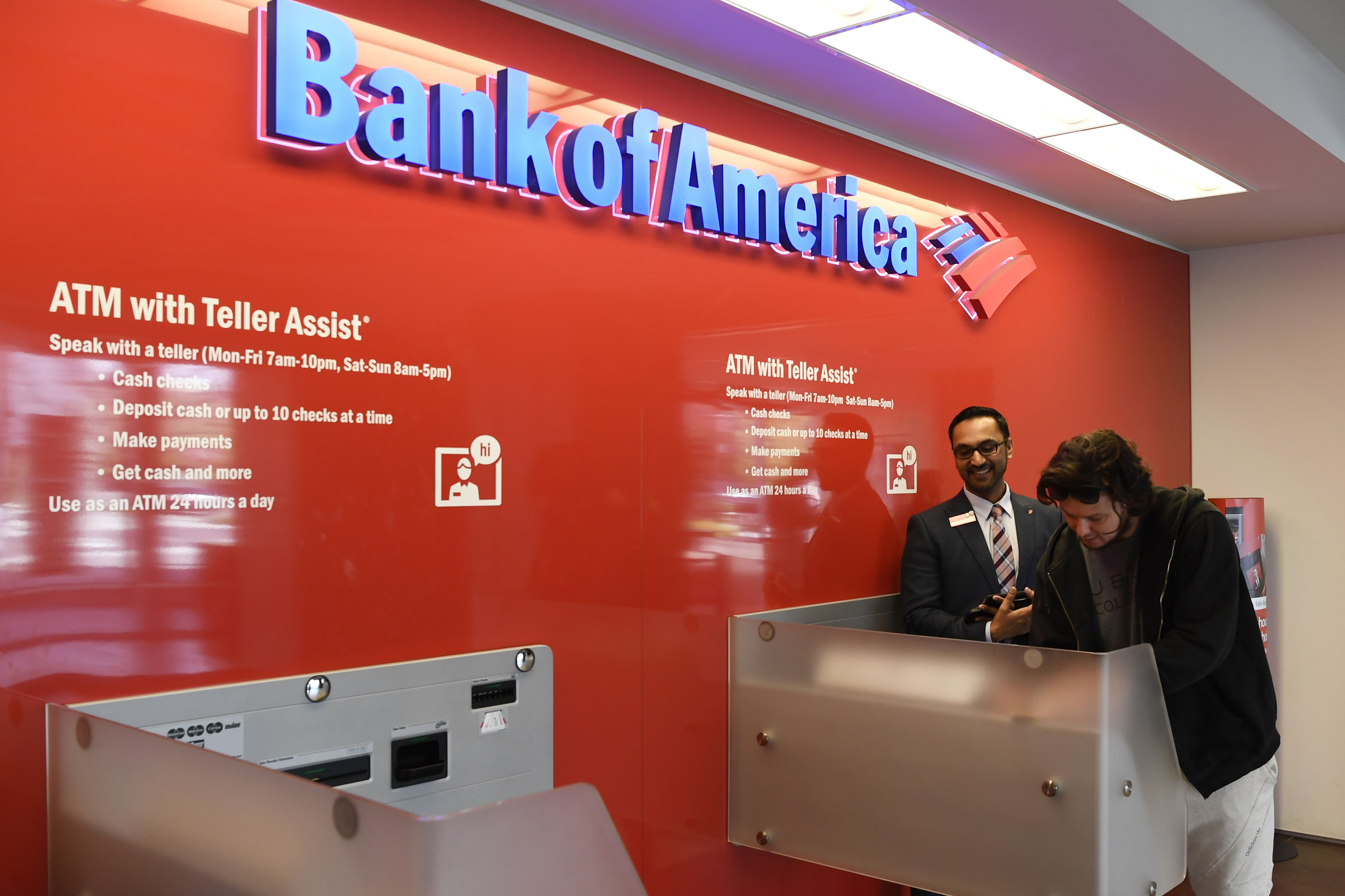 Bank of America raises its minimum wage to $20/hour