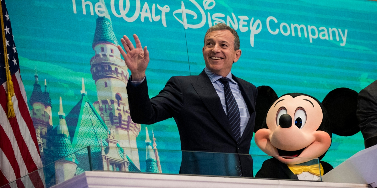 CEO Pay: What Was Disney's Board Thinking?