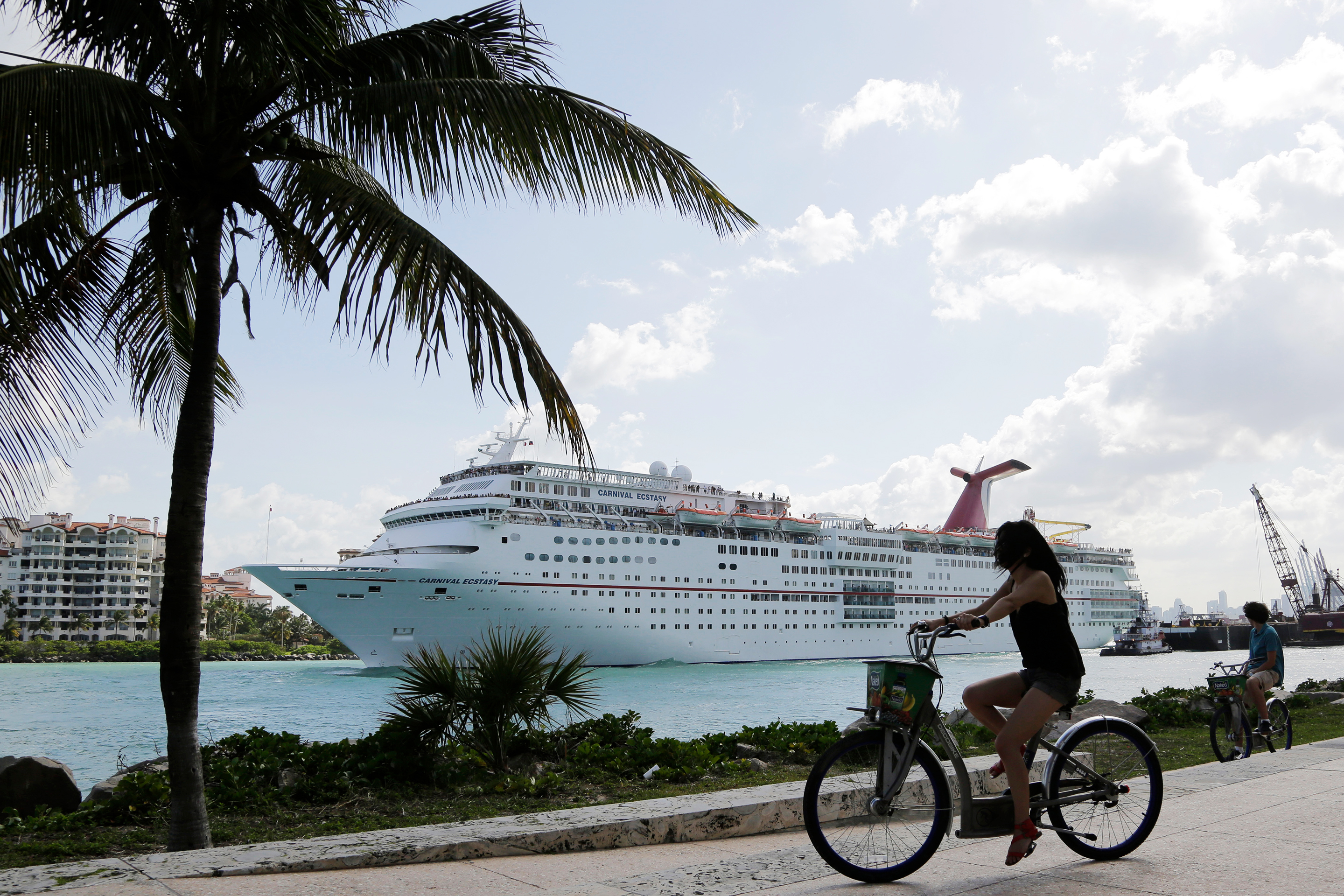 Carnival Cruise Ships Might Be Barred From U S  Ports | Fortune