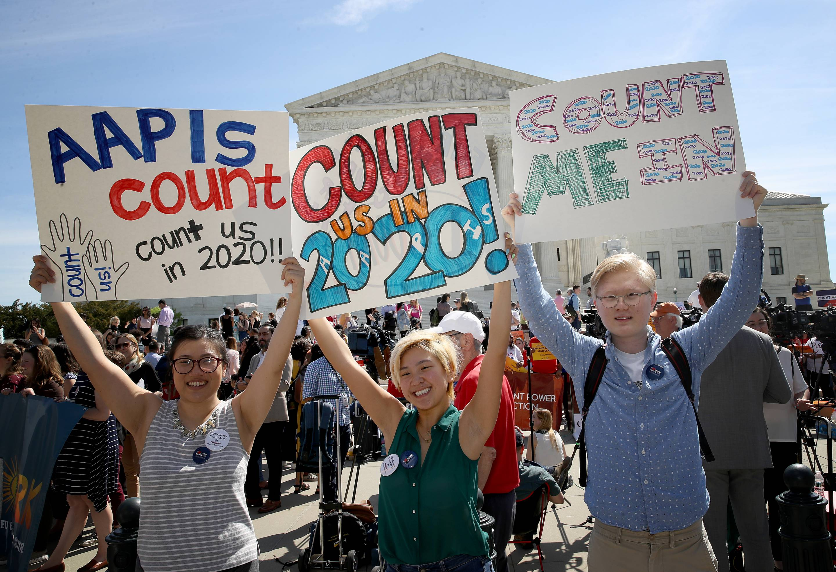 Supreme Court Considers Whether Trump Administration Can Include Citizenship Question On Census