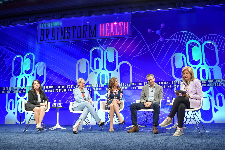 Companies workers health Brainstorm Health