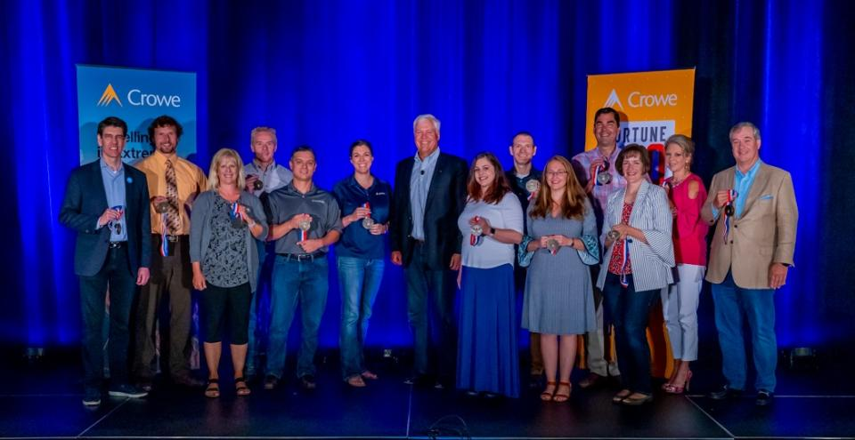 Crowe-best workplaces consulting 2019