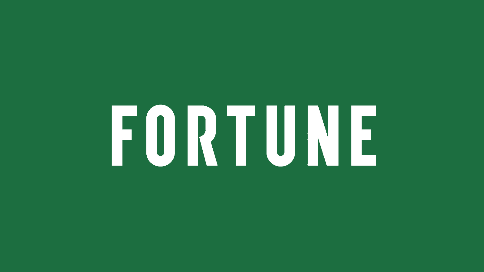 fortune logo icon (green)