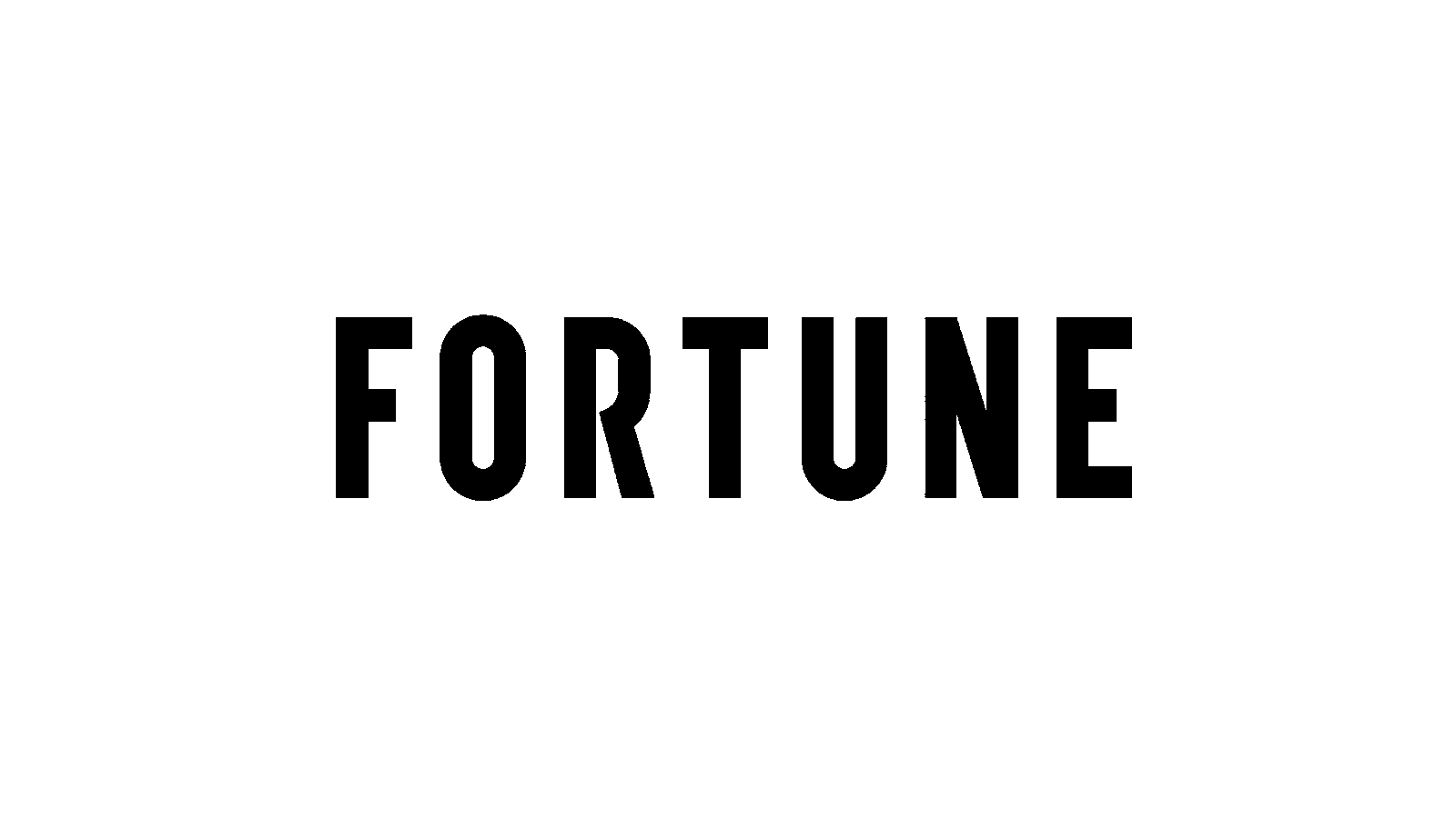 fortune logo icon (white)
