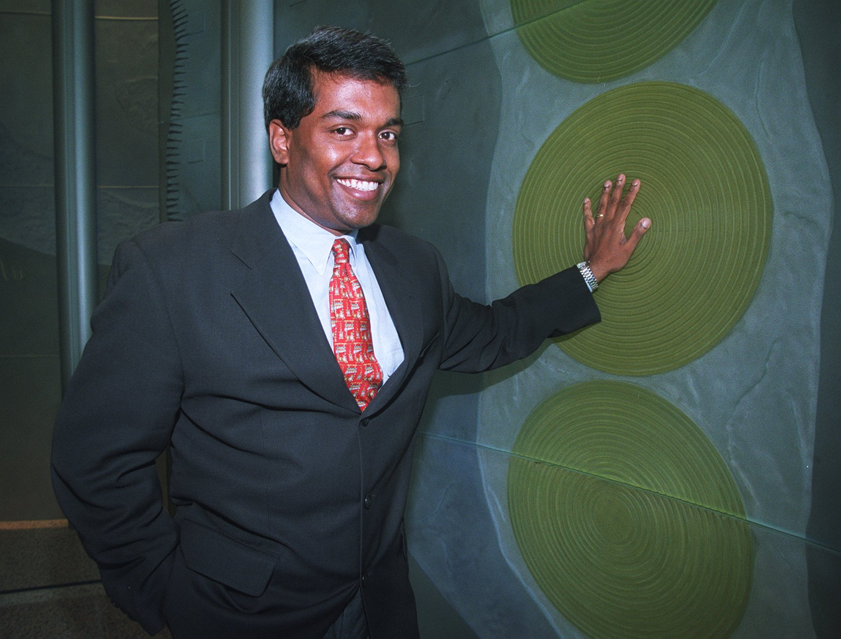 Google Cloud Chief Thomas Kurian on Cloud Computing, Perception, and Acquisitions