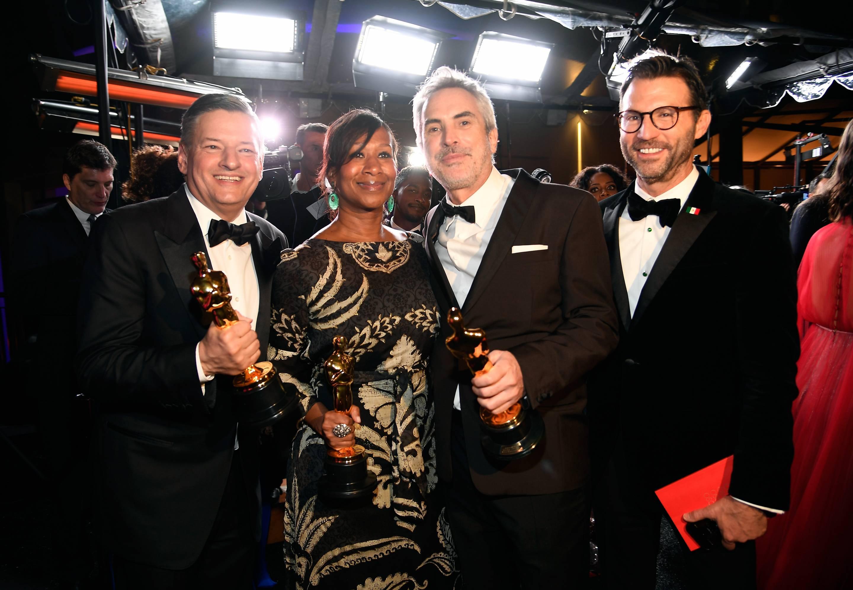 Oscars Netflix