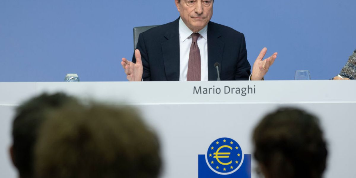 Accusations of Currency Manipulation Have Dogged the ECB. Now It's Fighting Back with Data