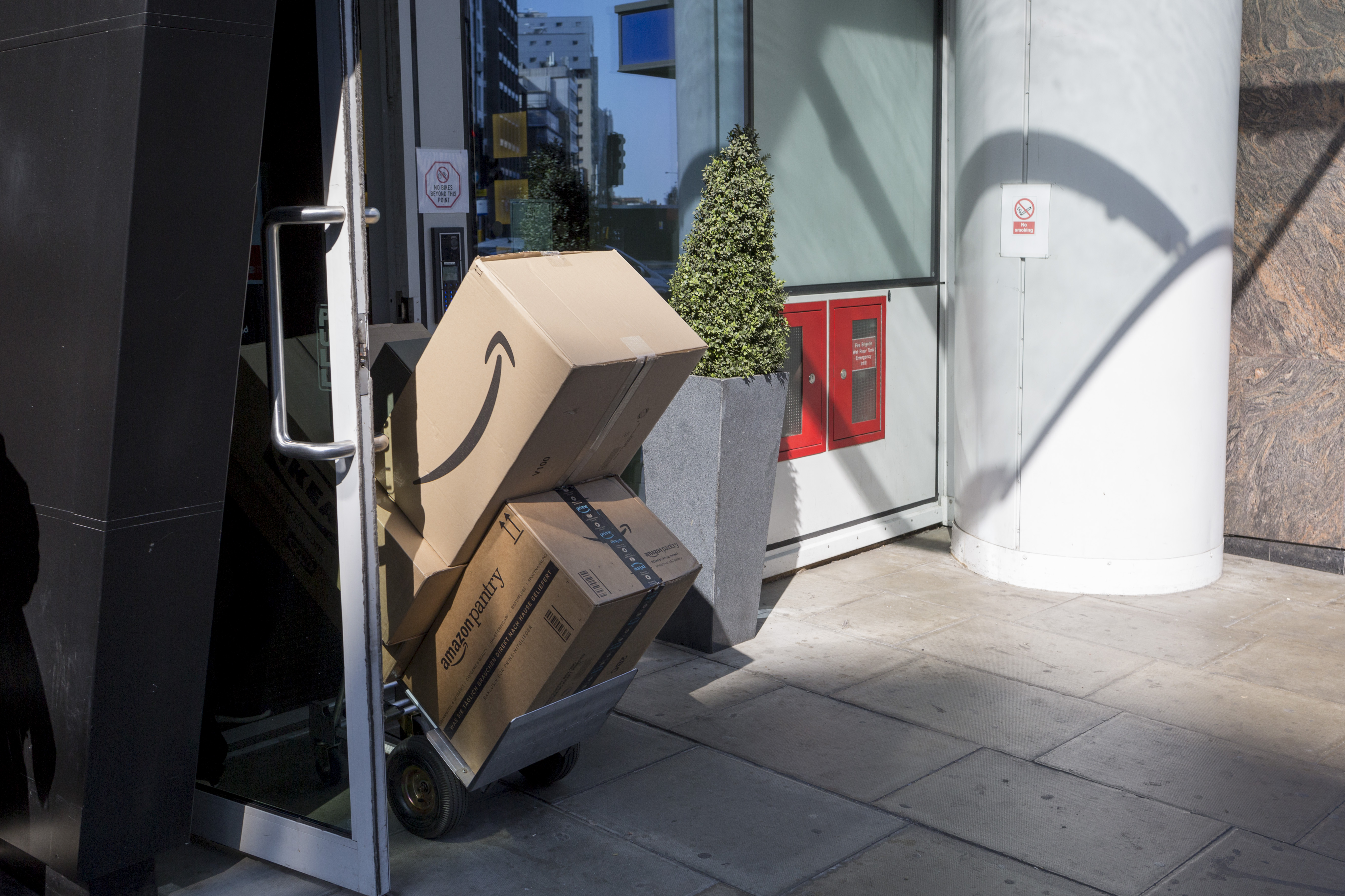 Amazon Office Delivery
