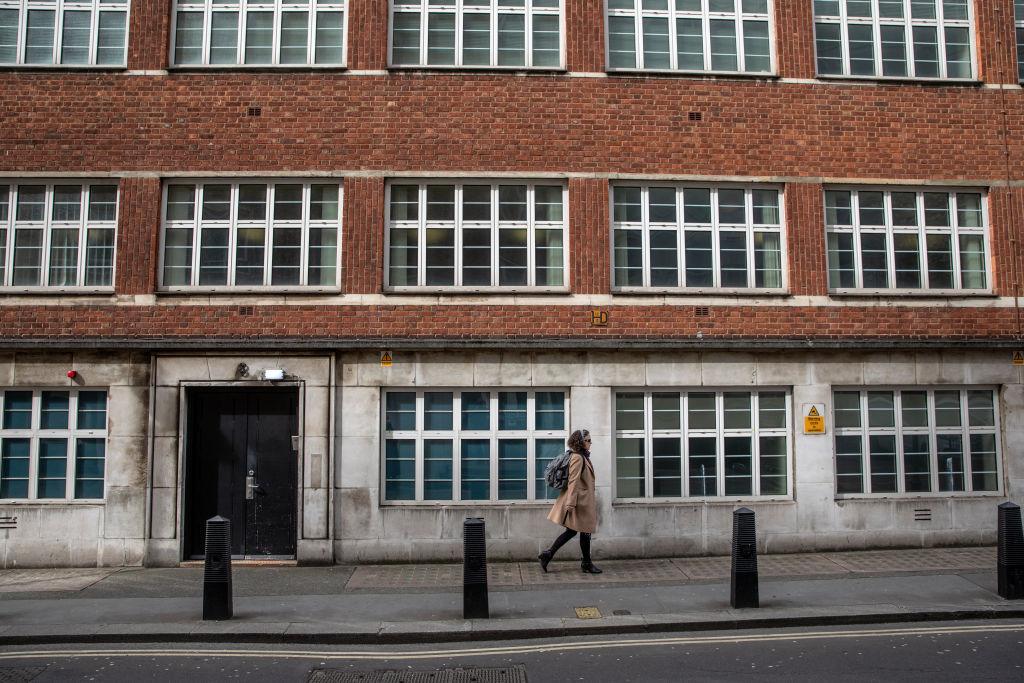 GCHQ Secret London Base Revealed