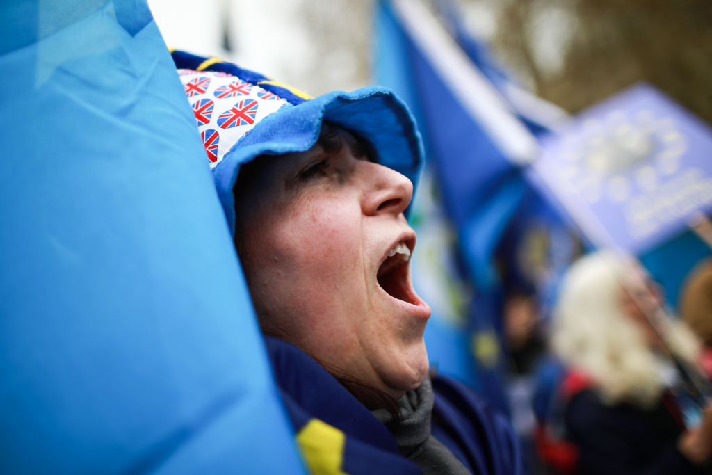 Brexit Deadline Week Begins In London