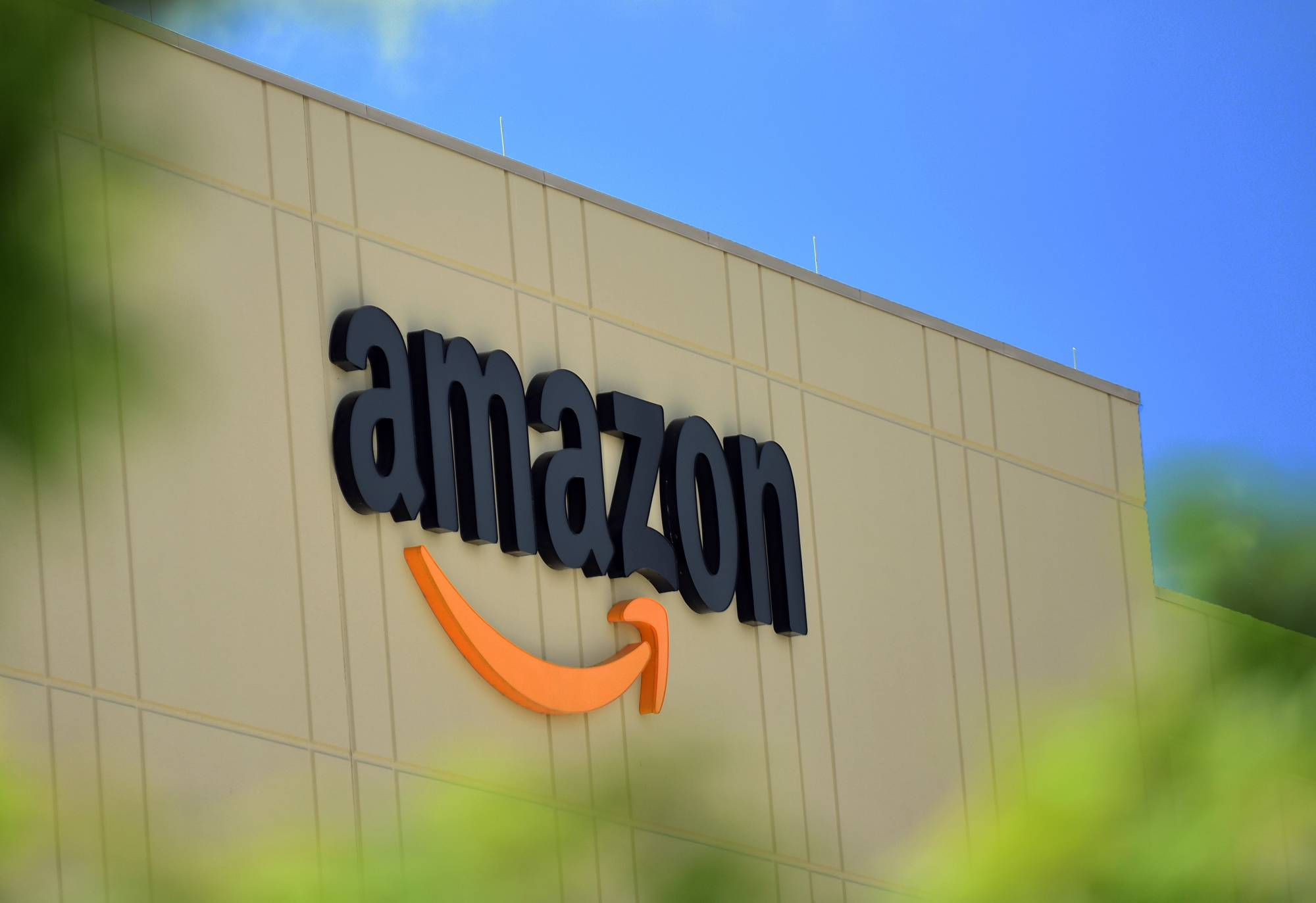 Amazon's Newest Robotics Fulfillment Center Holds Grand Opening In Orlando