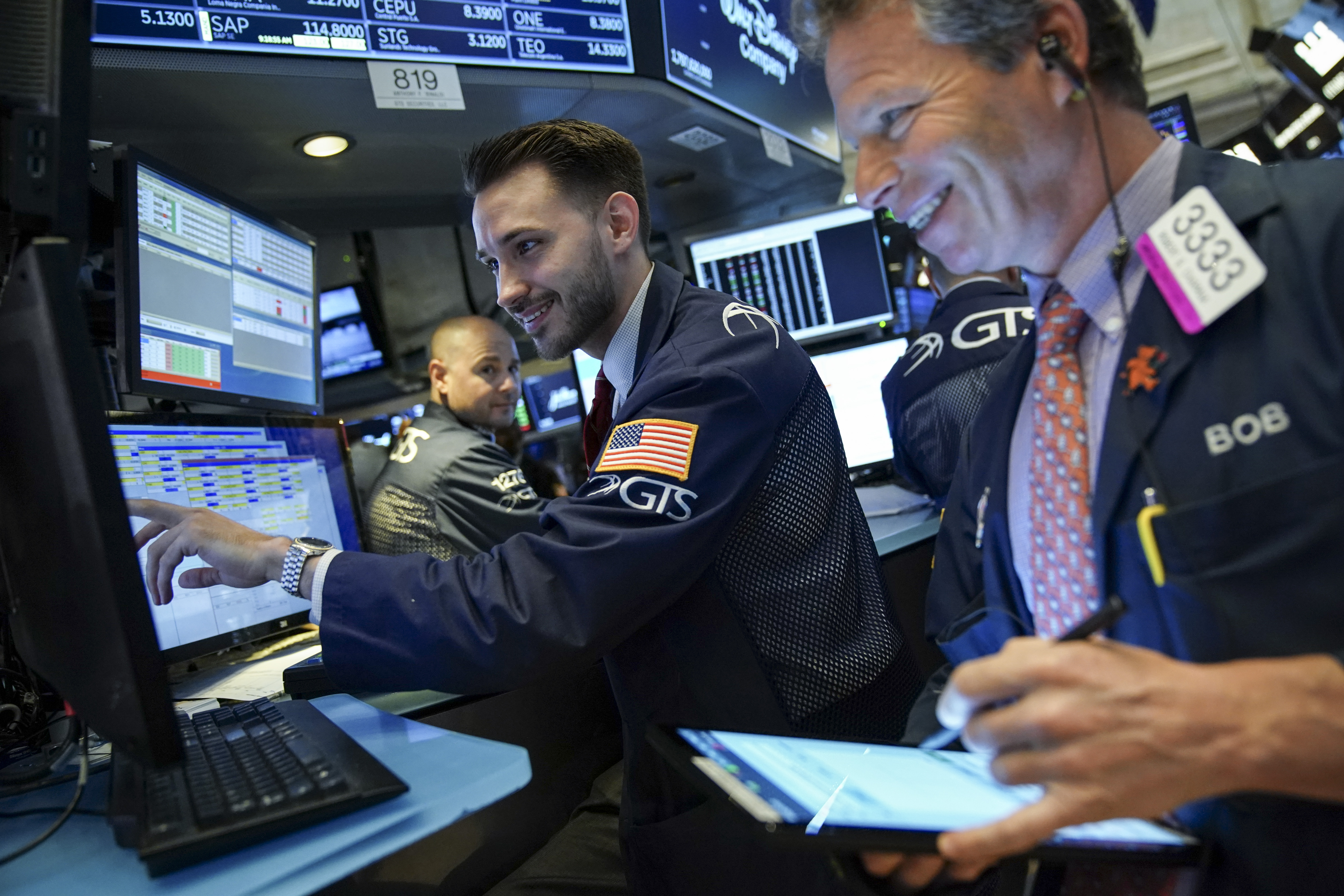 Markets Rally To Record Highs