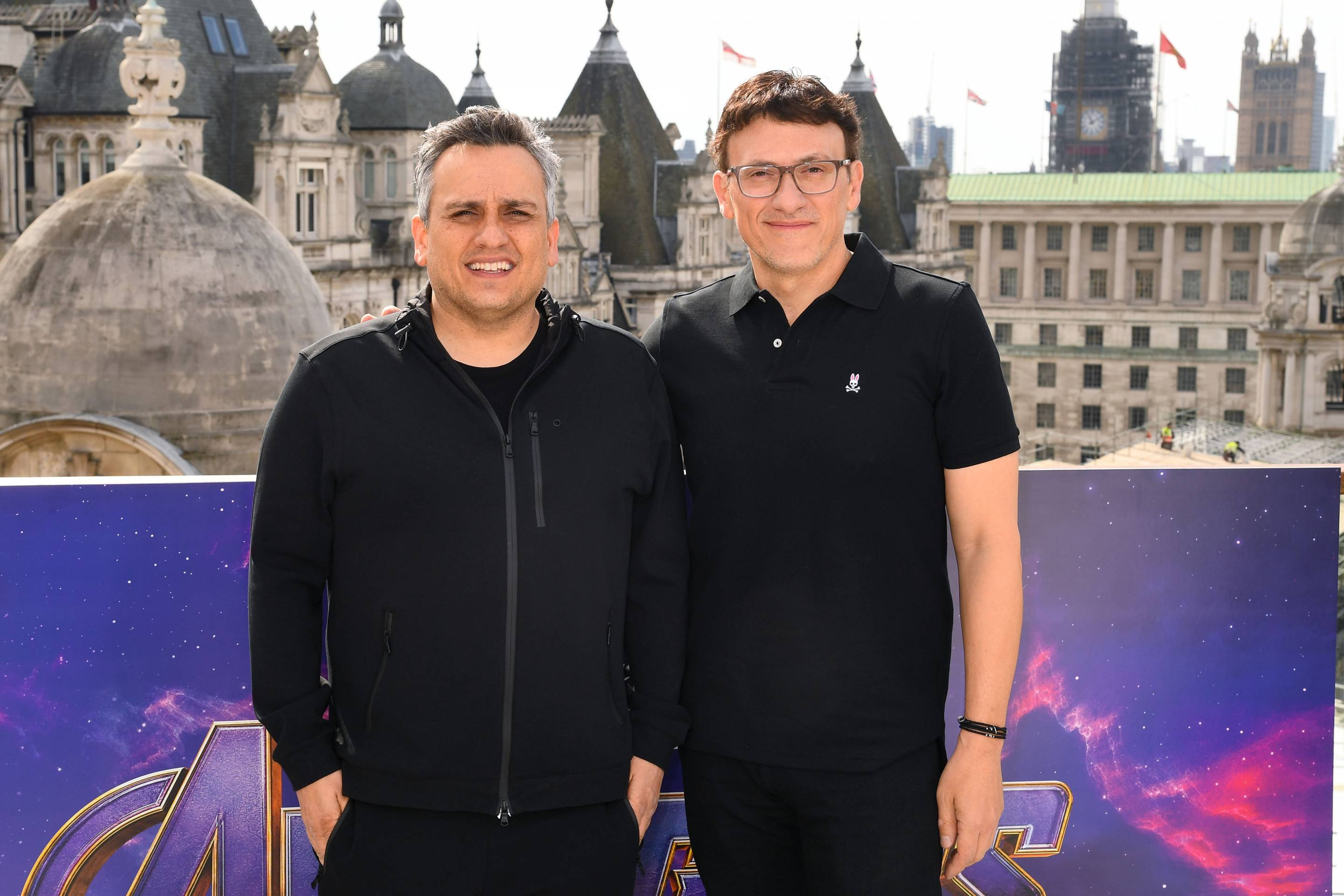 """Avengers Endgame"" directors Joe and Anthony Russo"