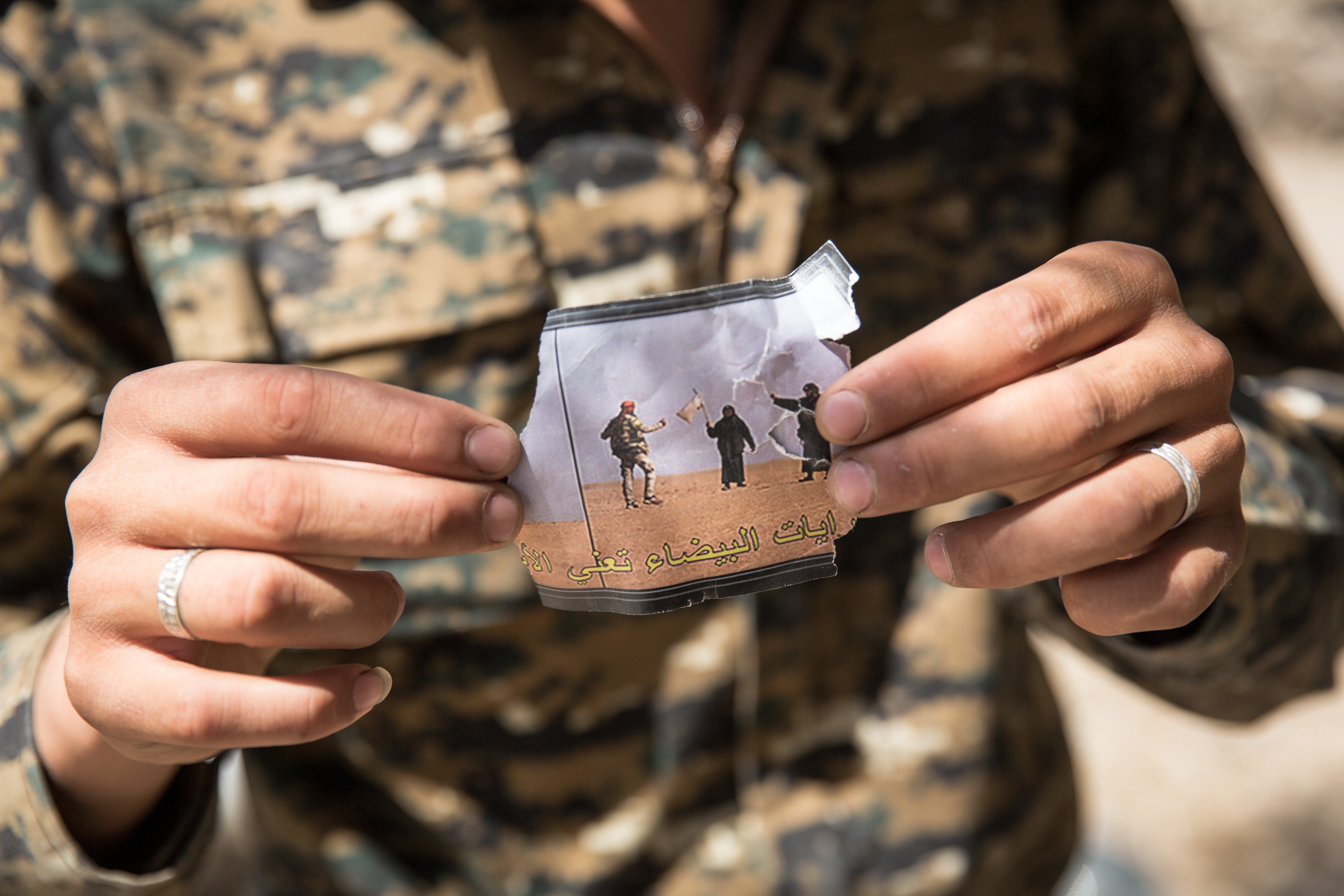 Syrian Democratic Forces Conquers Daesh In Raqqa