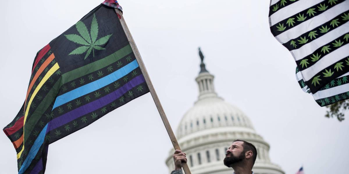 Congress Weighs New Banking Laws That Could Light Up the Pot Business