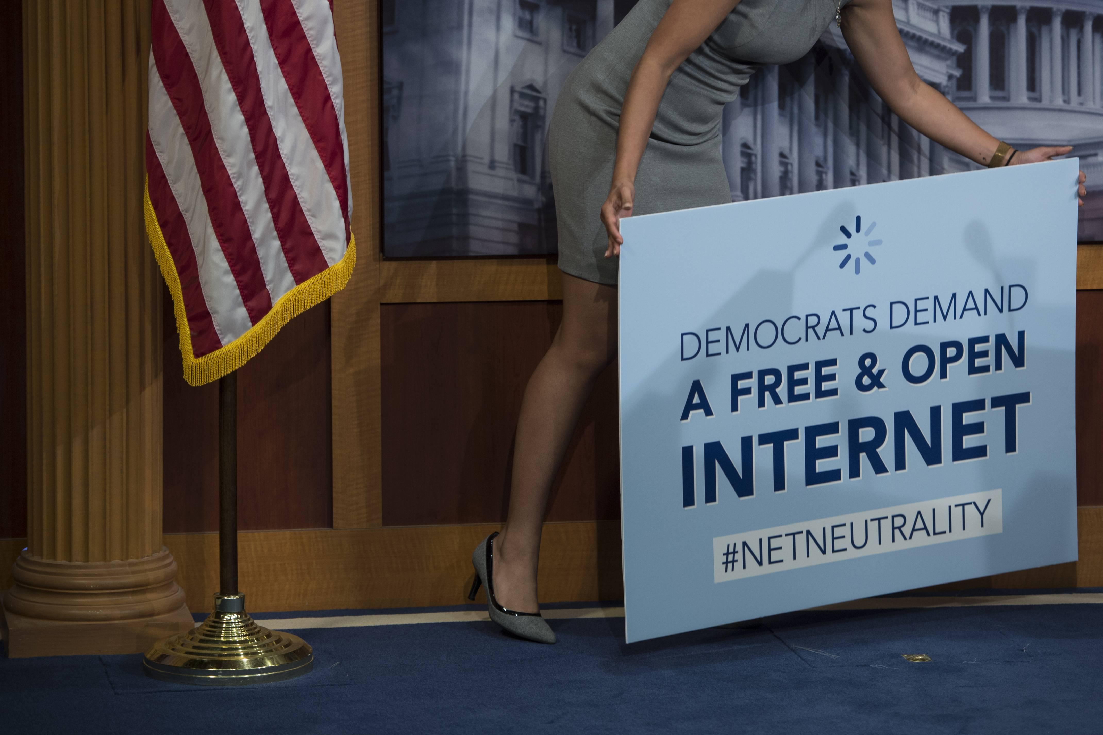 Net Neutrality Presser