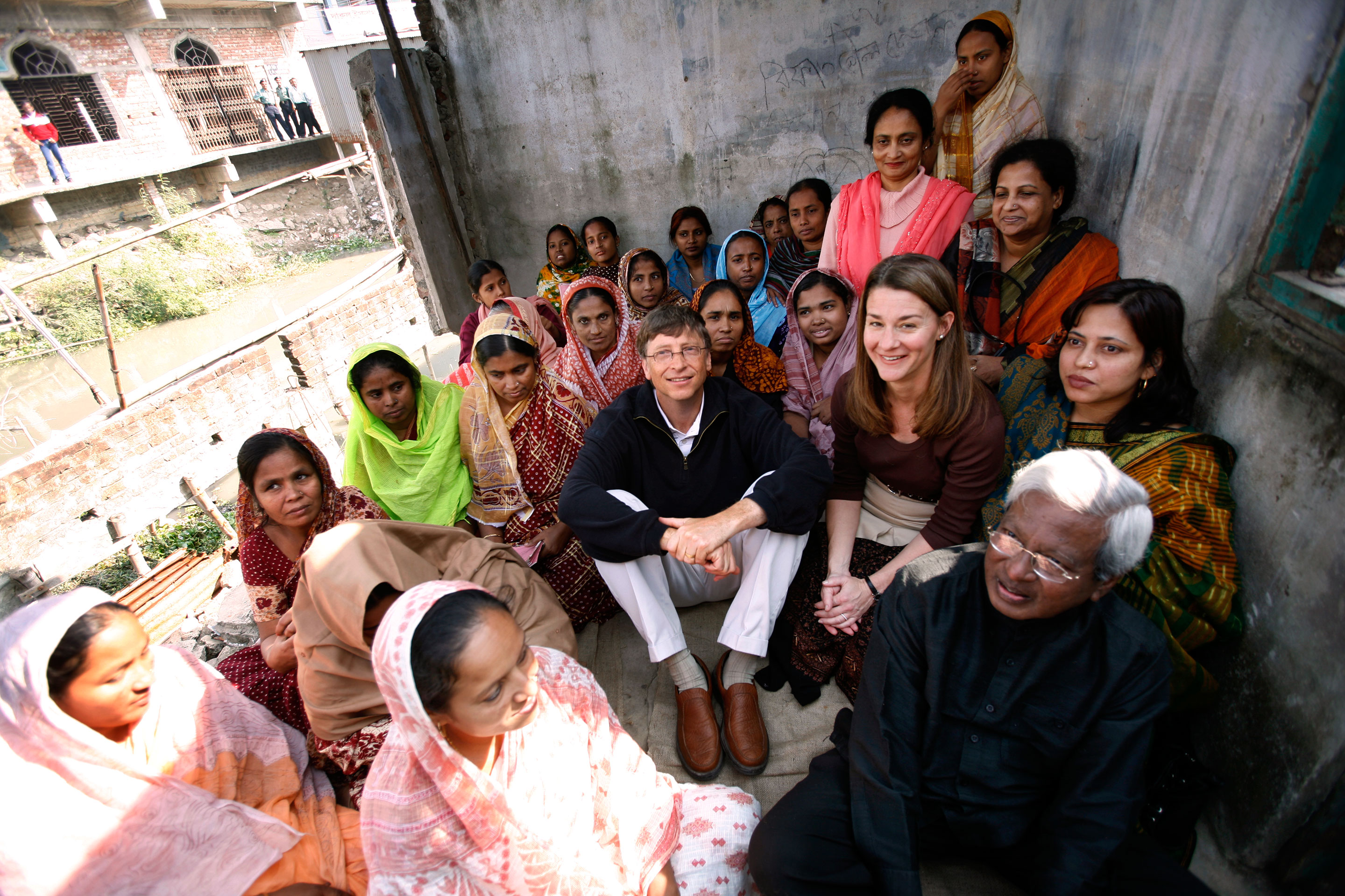 How Bill and Melinda Gates Are Transforming Life for Billions in the