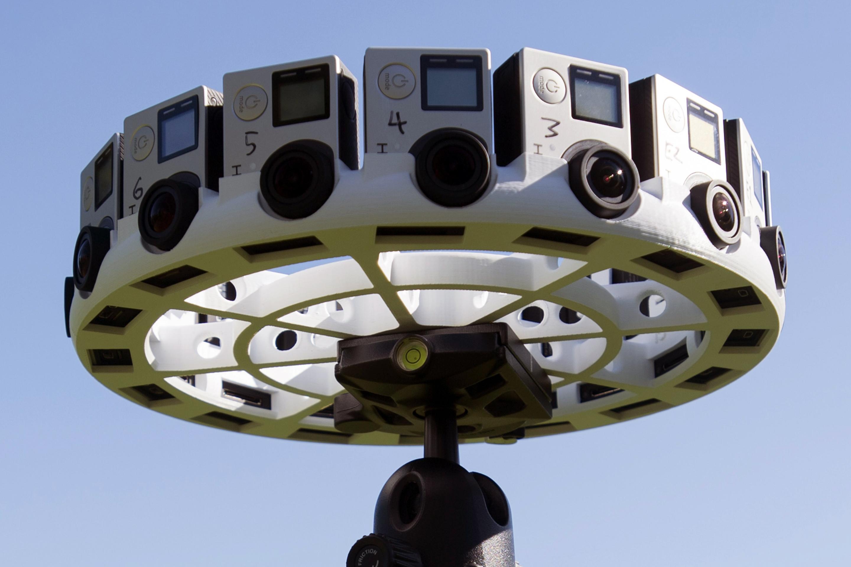 GoPro cameras disruption