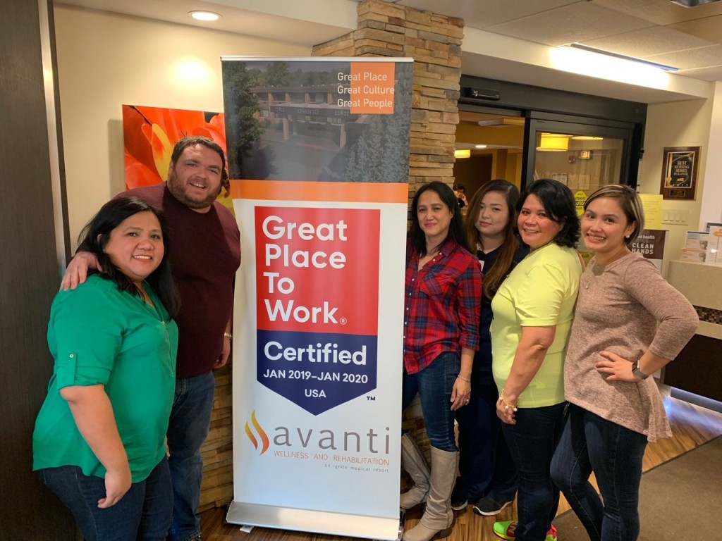 Ignite Medical Resorts-best workplaces healthcare 2019